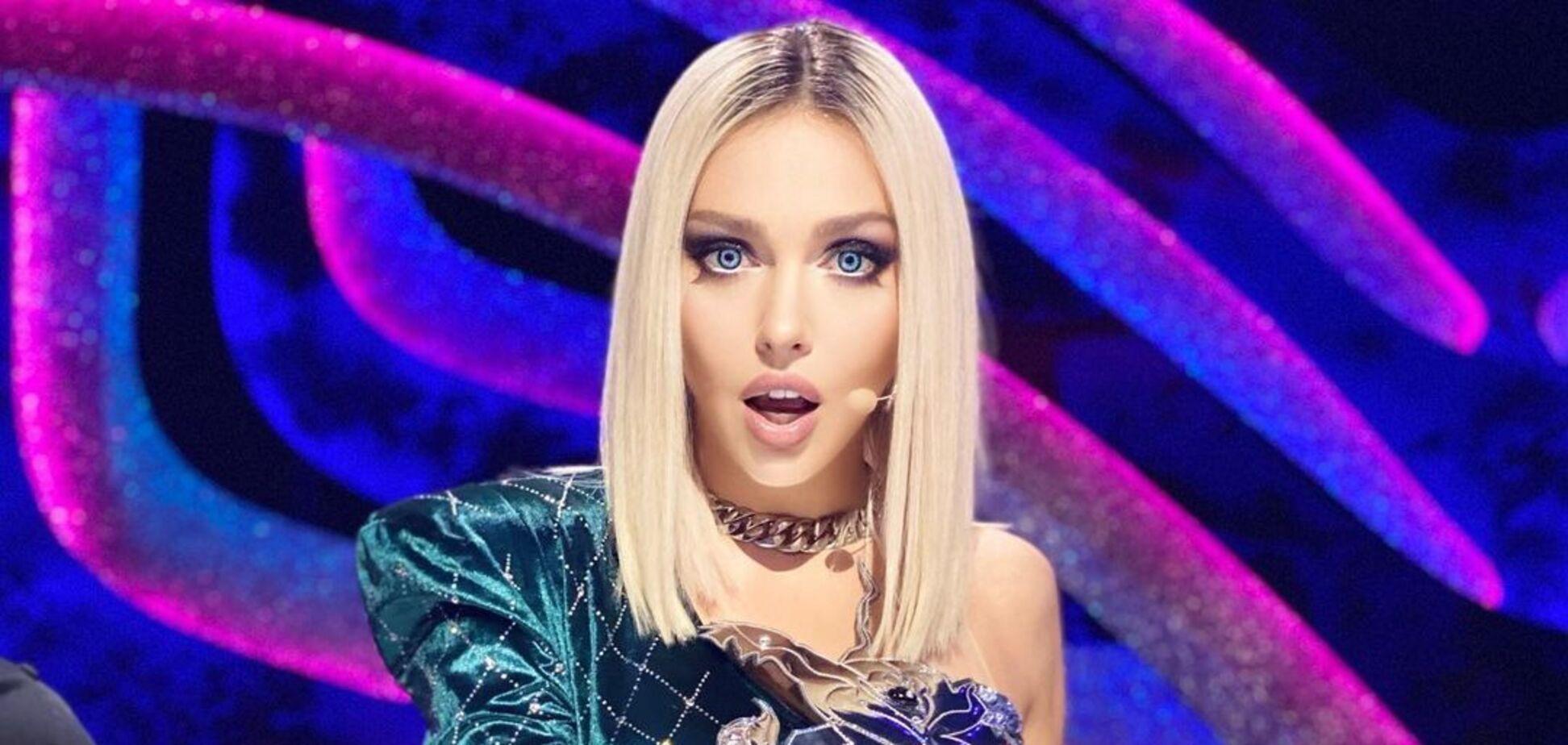 Украинская певица Оля Полякова