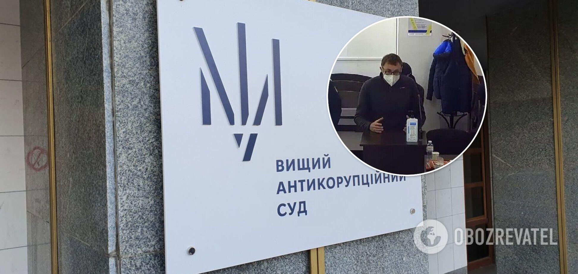 За адвоката, арестованного по делу брата судьи Вовка, внесли залог