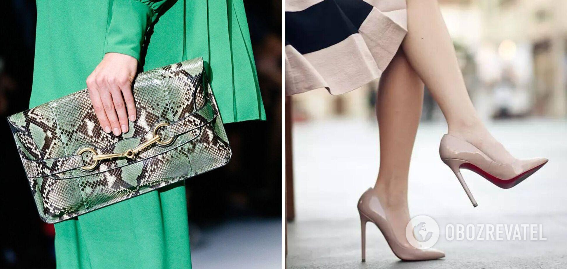Андре Тан назвав базові сумки та взуття, які повинні бути в гардеробі