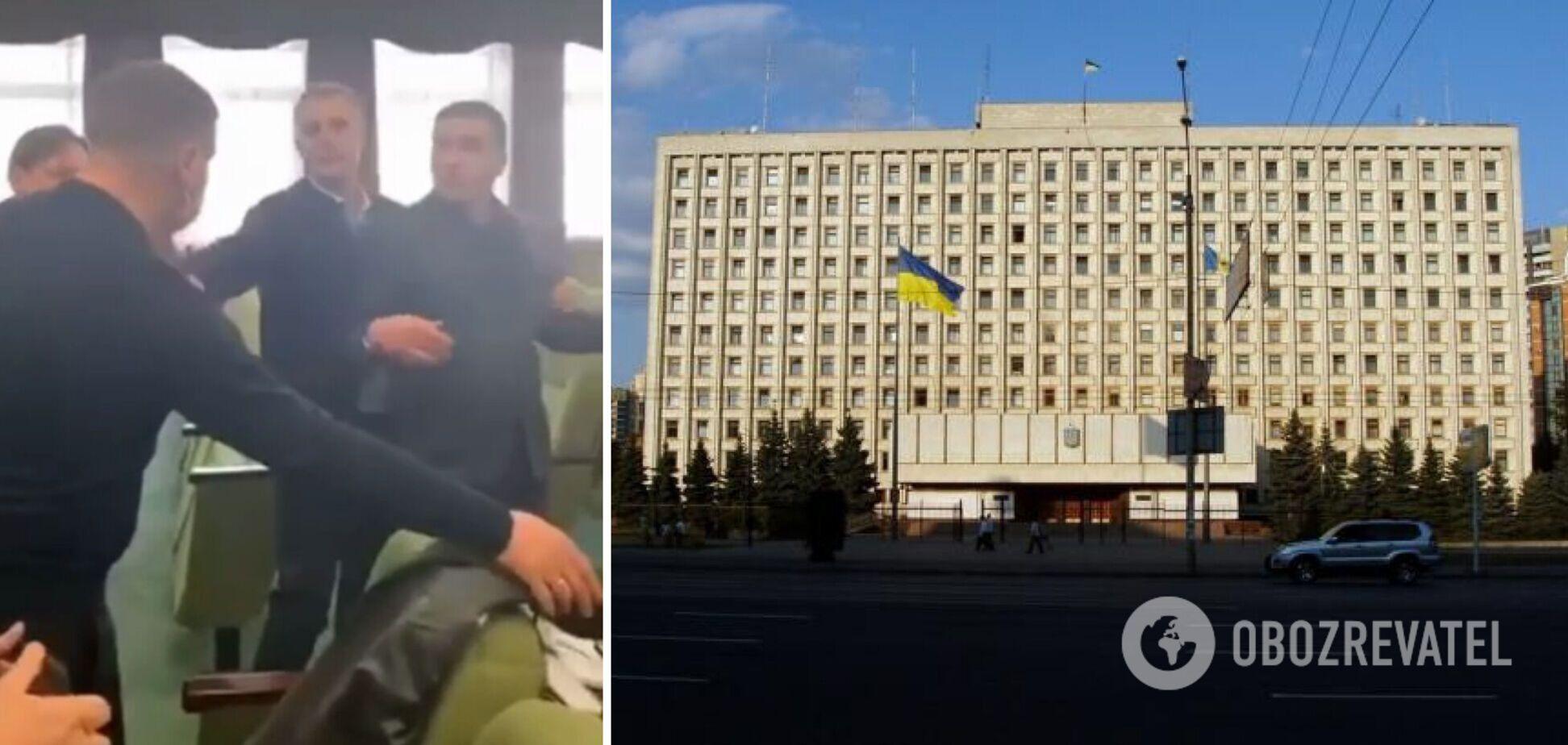 Депутати влаштували конфлікт