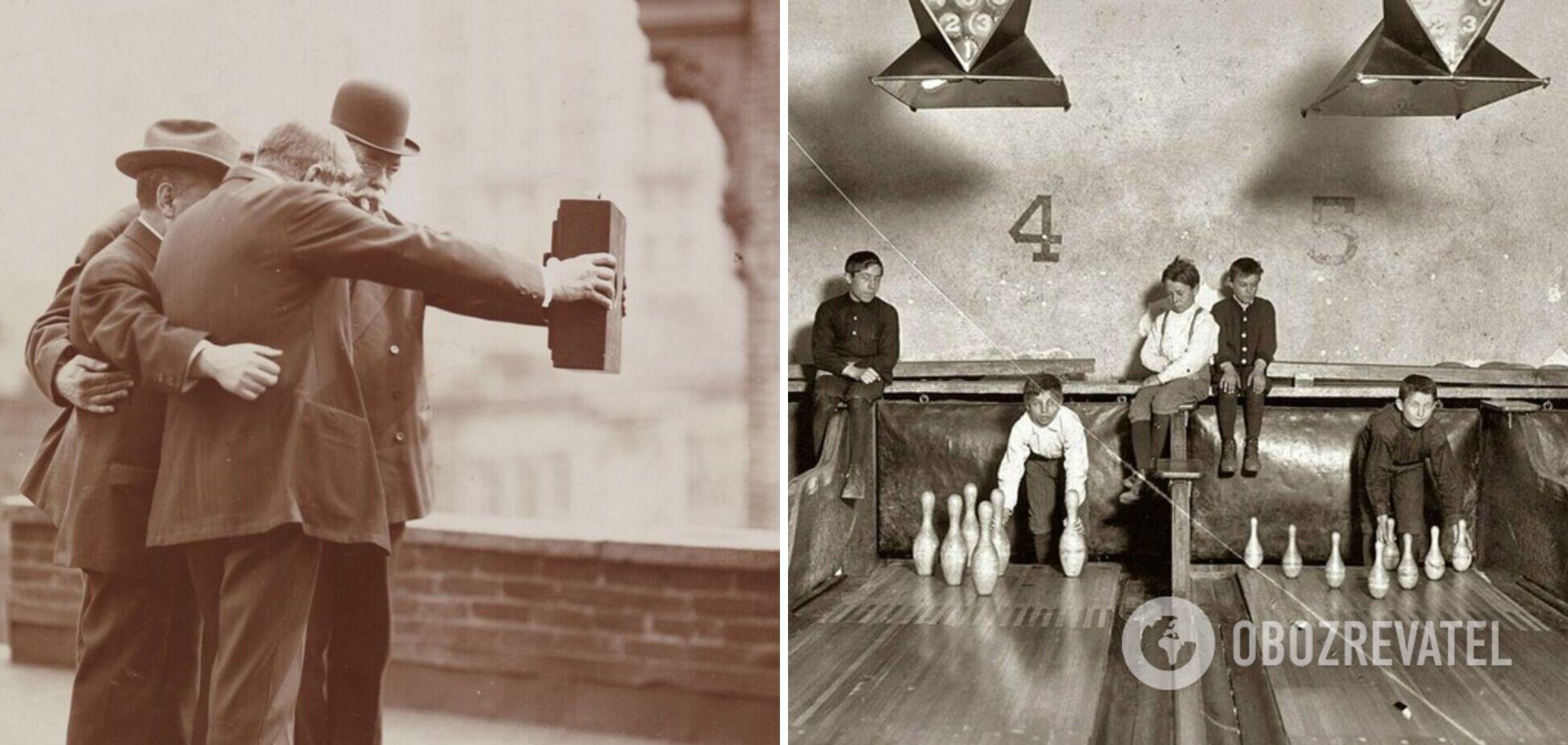 Эти снимки были сделаны словно для того, чтобы удивлять жителей 21 века