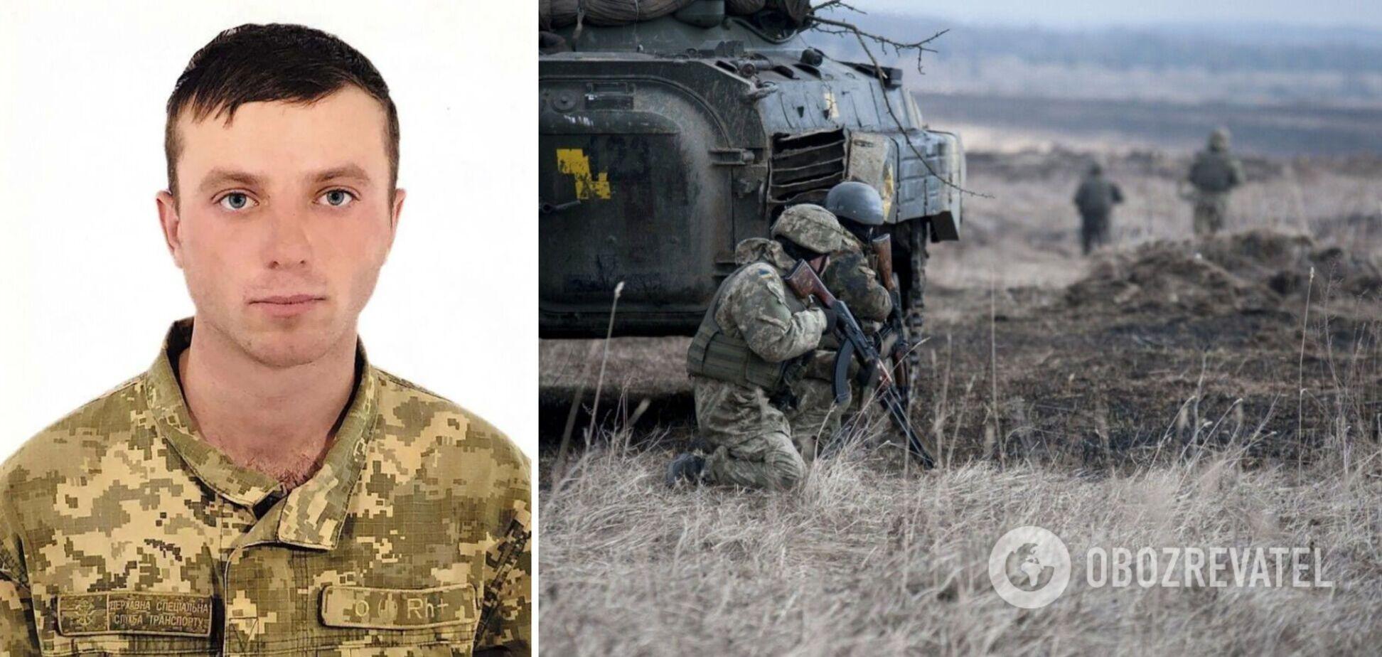 22-річний Денис, якого вбив снайпер РФ, був сиротою, але недавно став батьком: подробиці
