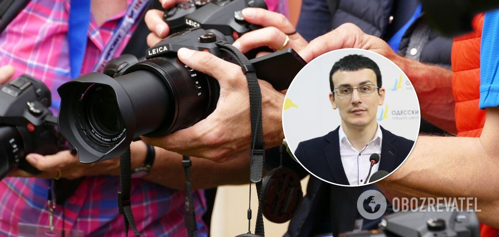 Фукс та інші: у НСЖУ розповіли, хто очолив антирейтинг 'Ворогів преси' в Україні