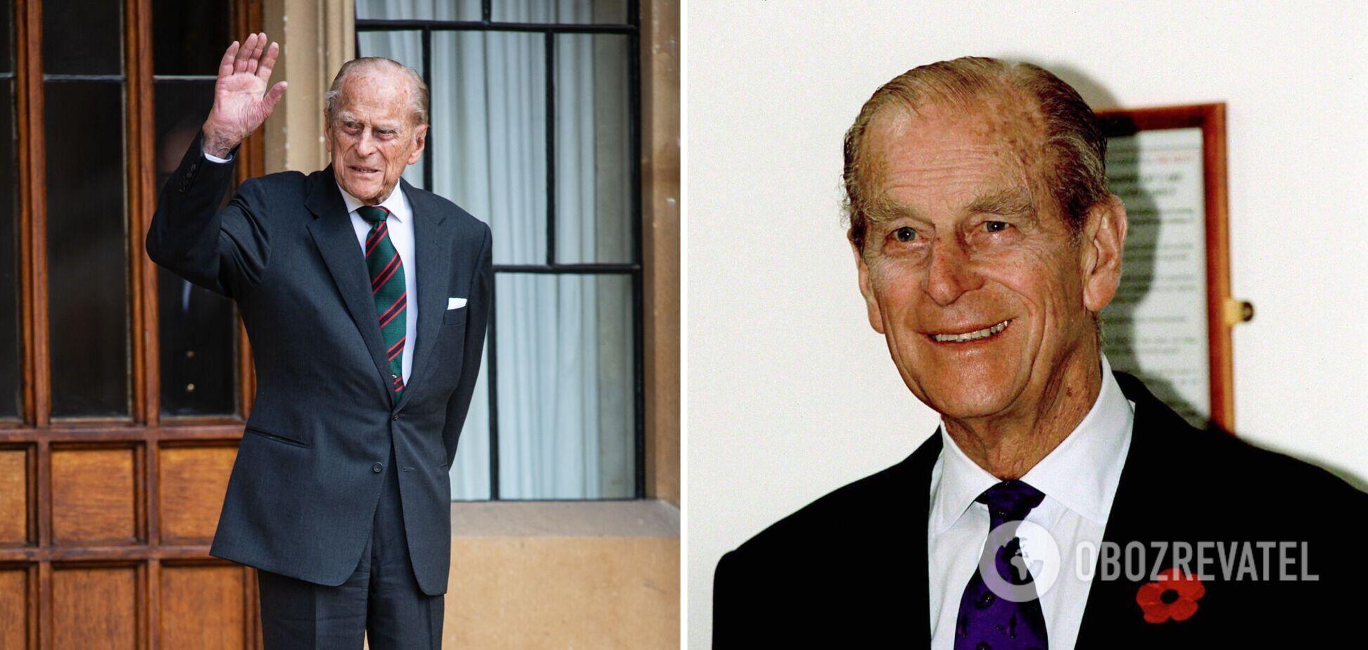Принц-долгожитель ушел из жизни в возрасте 99 лет