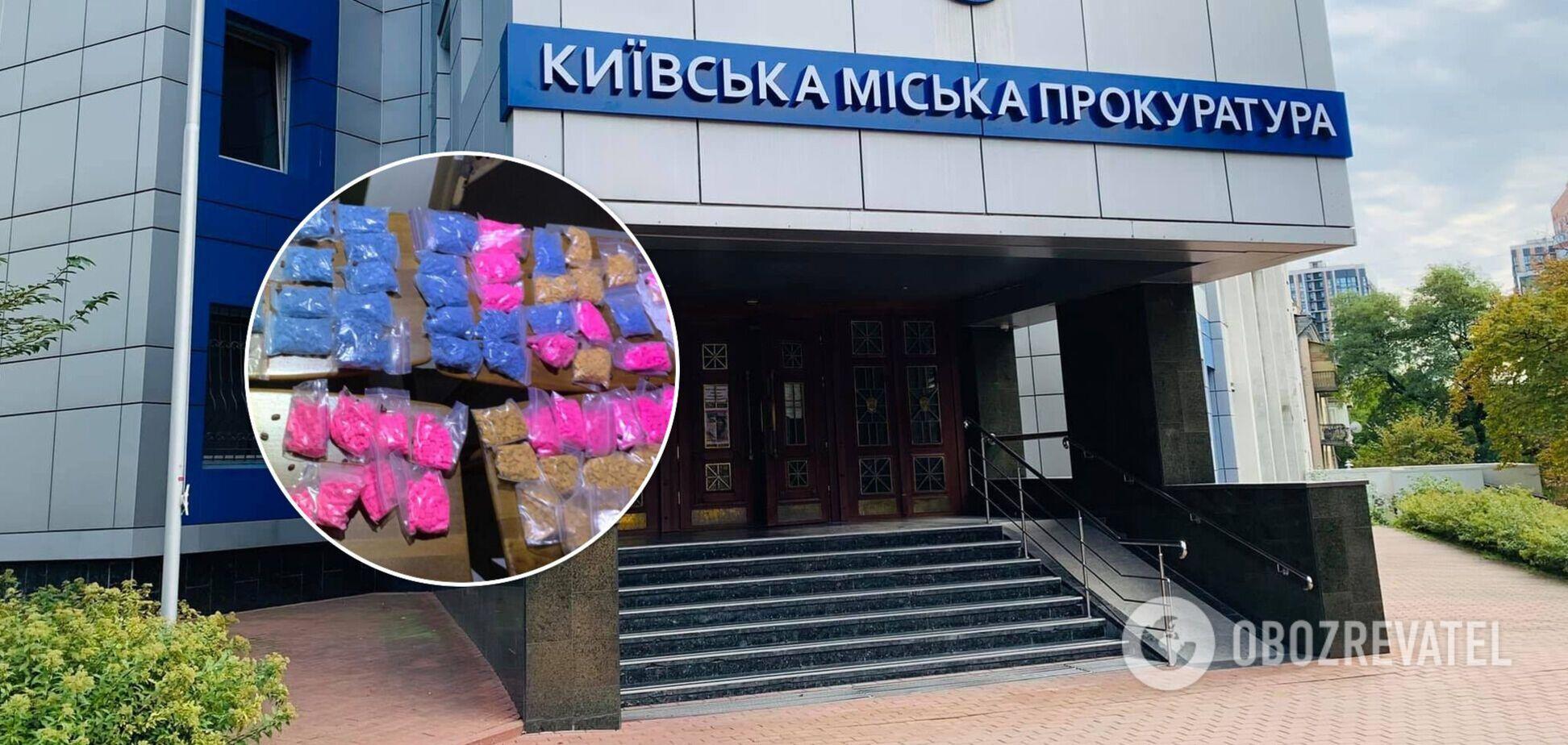 Наркобізнес організували жителі столиці та Одеської області