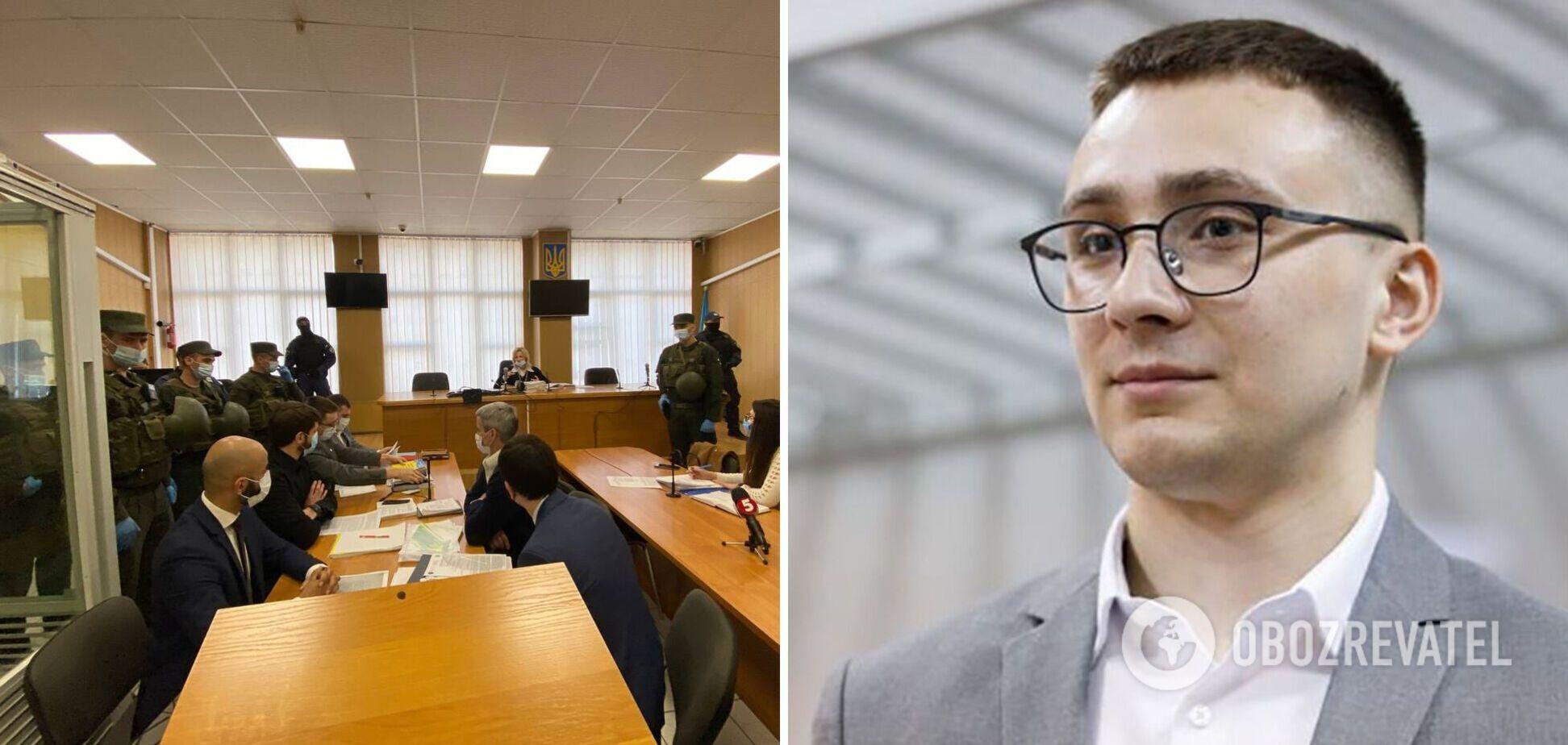 Суд випустив Стерненка з-під варти