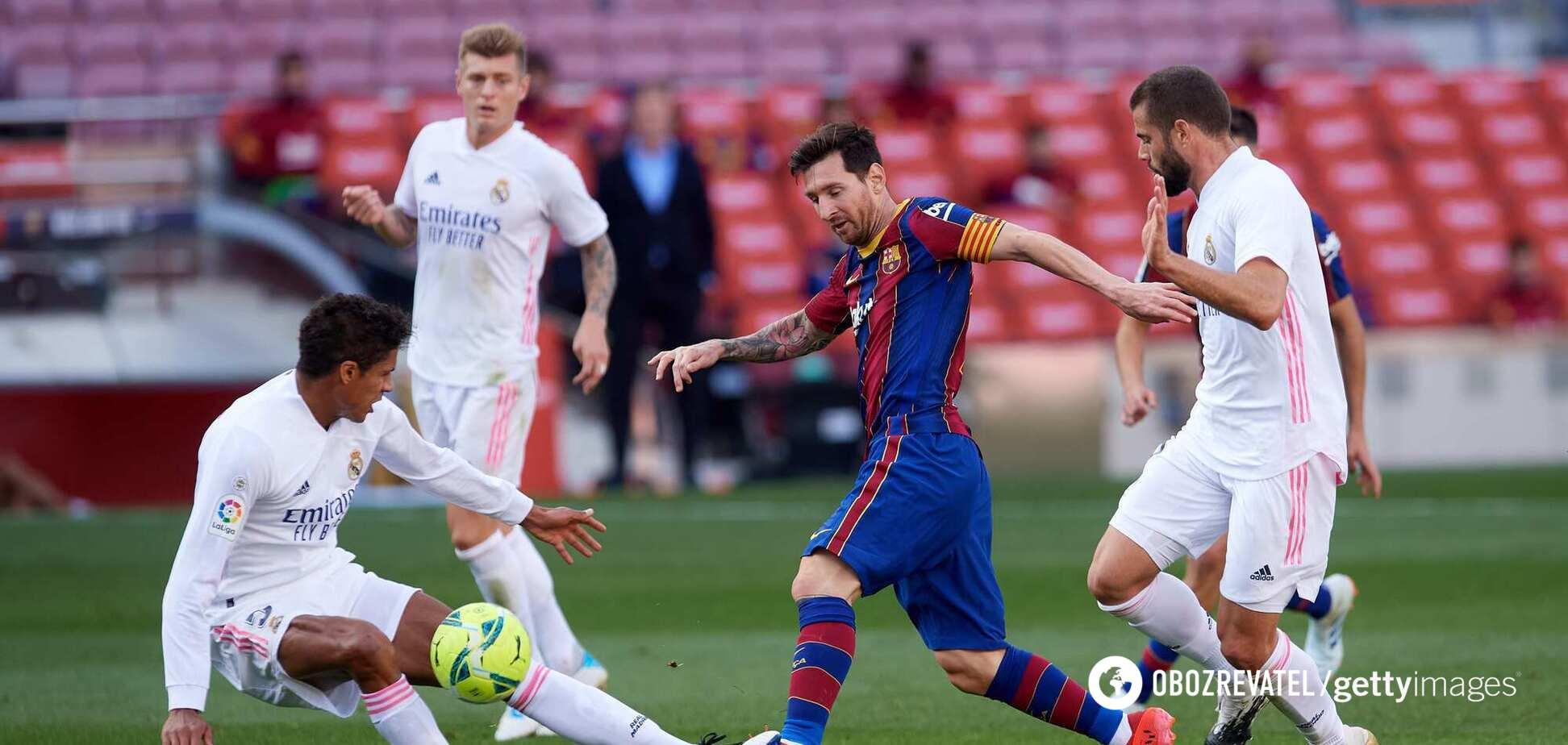 Де дивитися онлайн 'Реал' – 'Барселона': розклад трансляцій Ель-Класико