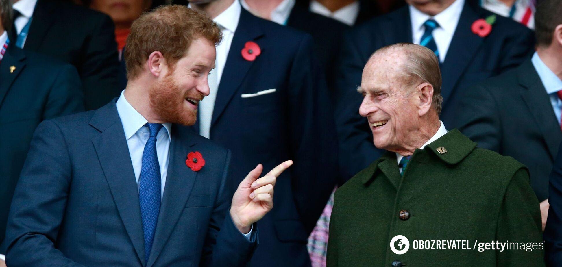 Принц Гаррі збирається приїхати до Британії на похорон дідуся – ЗМІ