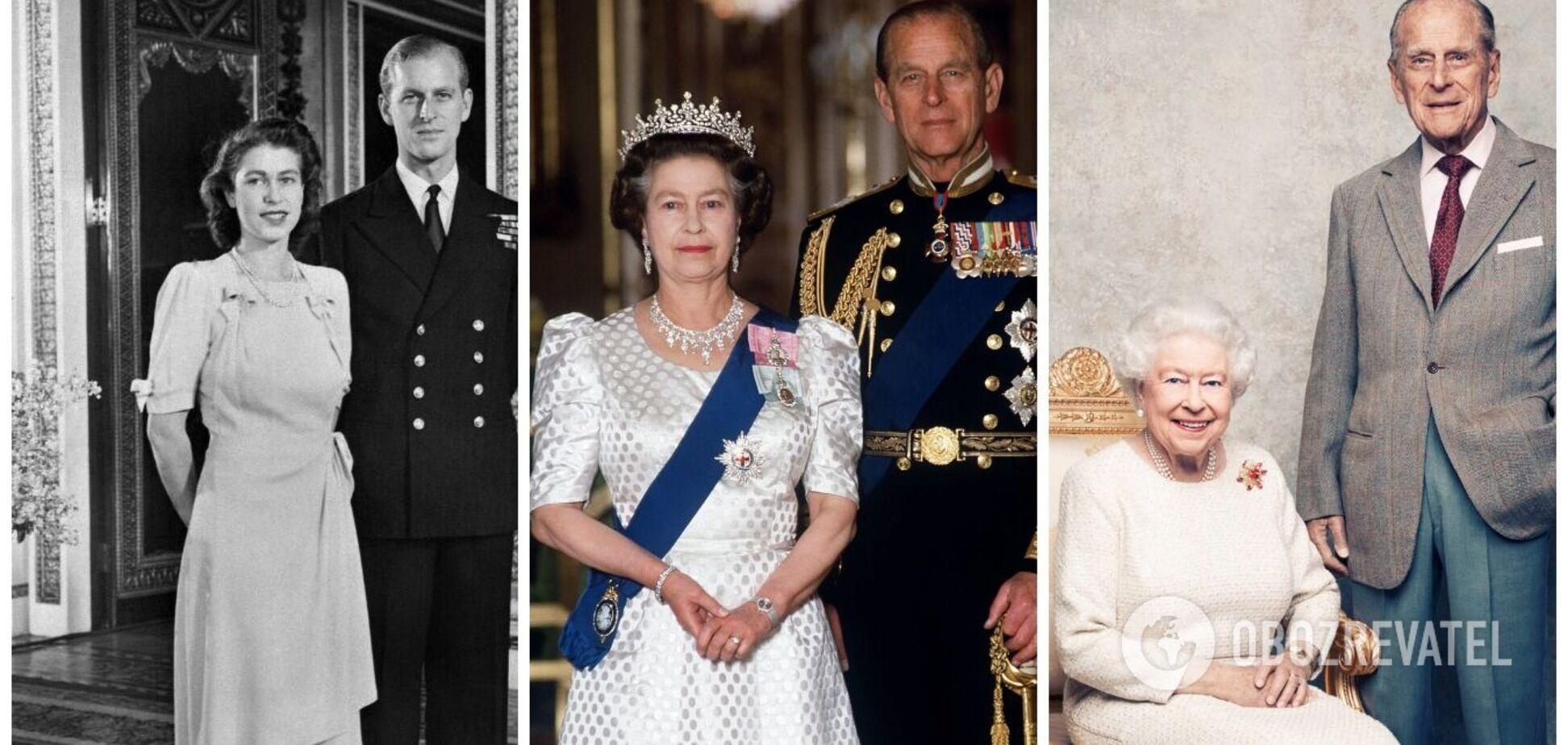 Любовь длиной 73 года: история отношений Елизаветы II и принца Филиппа