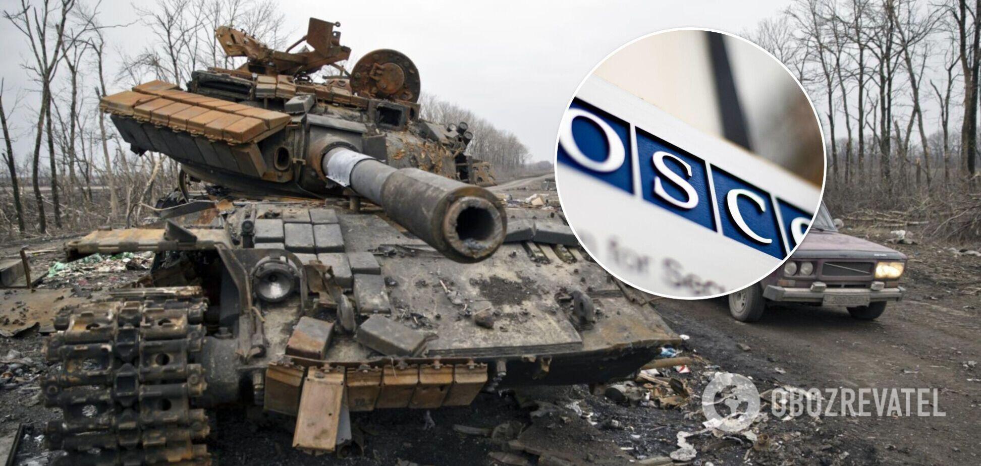Генсек ОБСЕ призвала отвести вооружение на Донбассе и обеспечить доступ наблюдателям