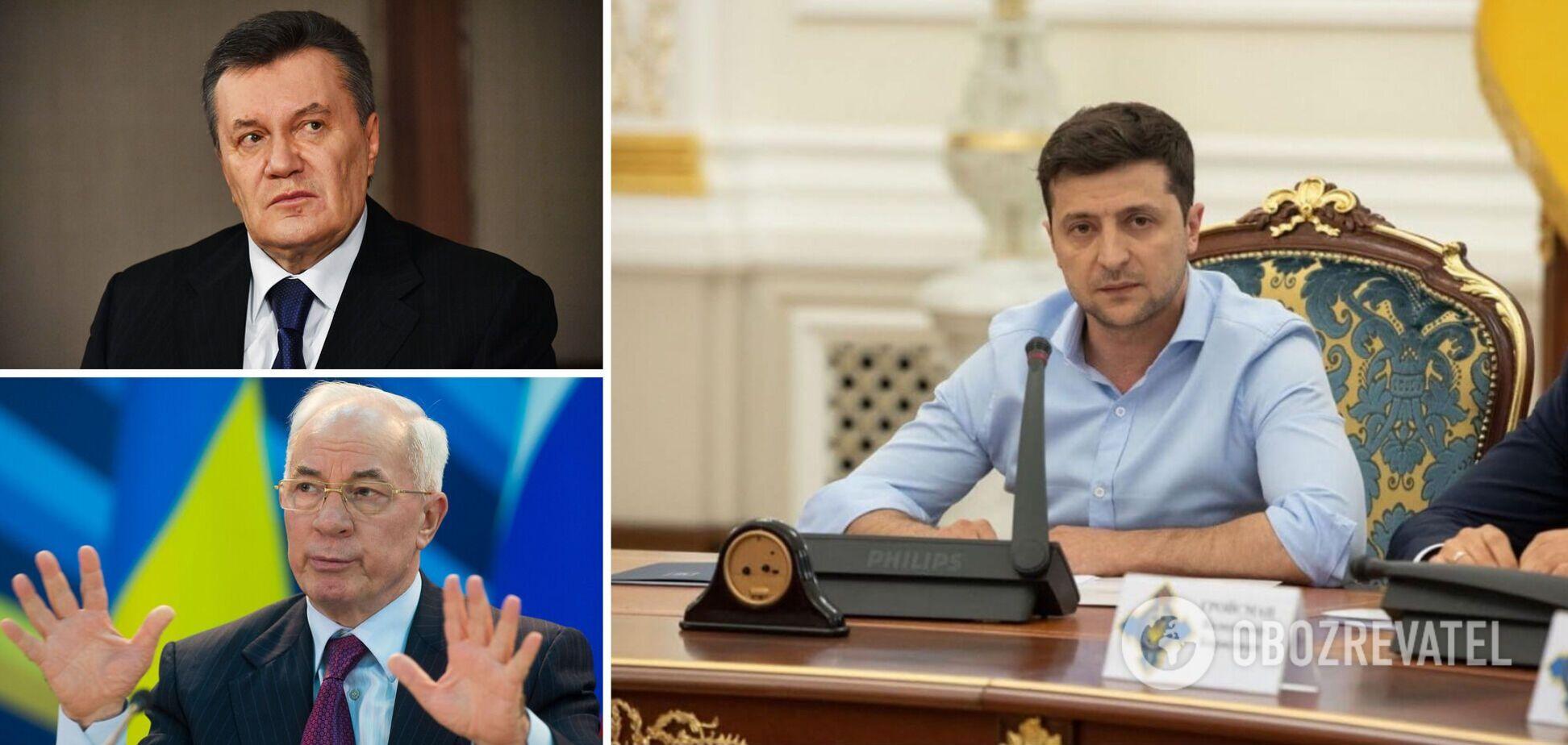 Зеленский подписал указ о санкциях СНБО