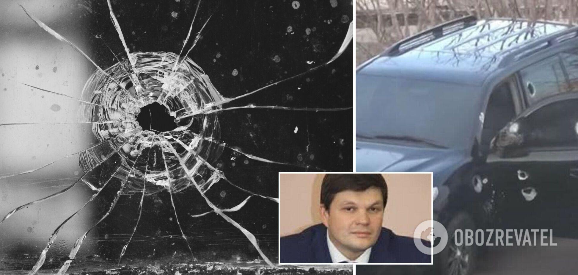 У Ростові обстріляли авто СБУвця часів Януковича: ЗМІ опублікували фото