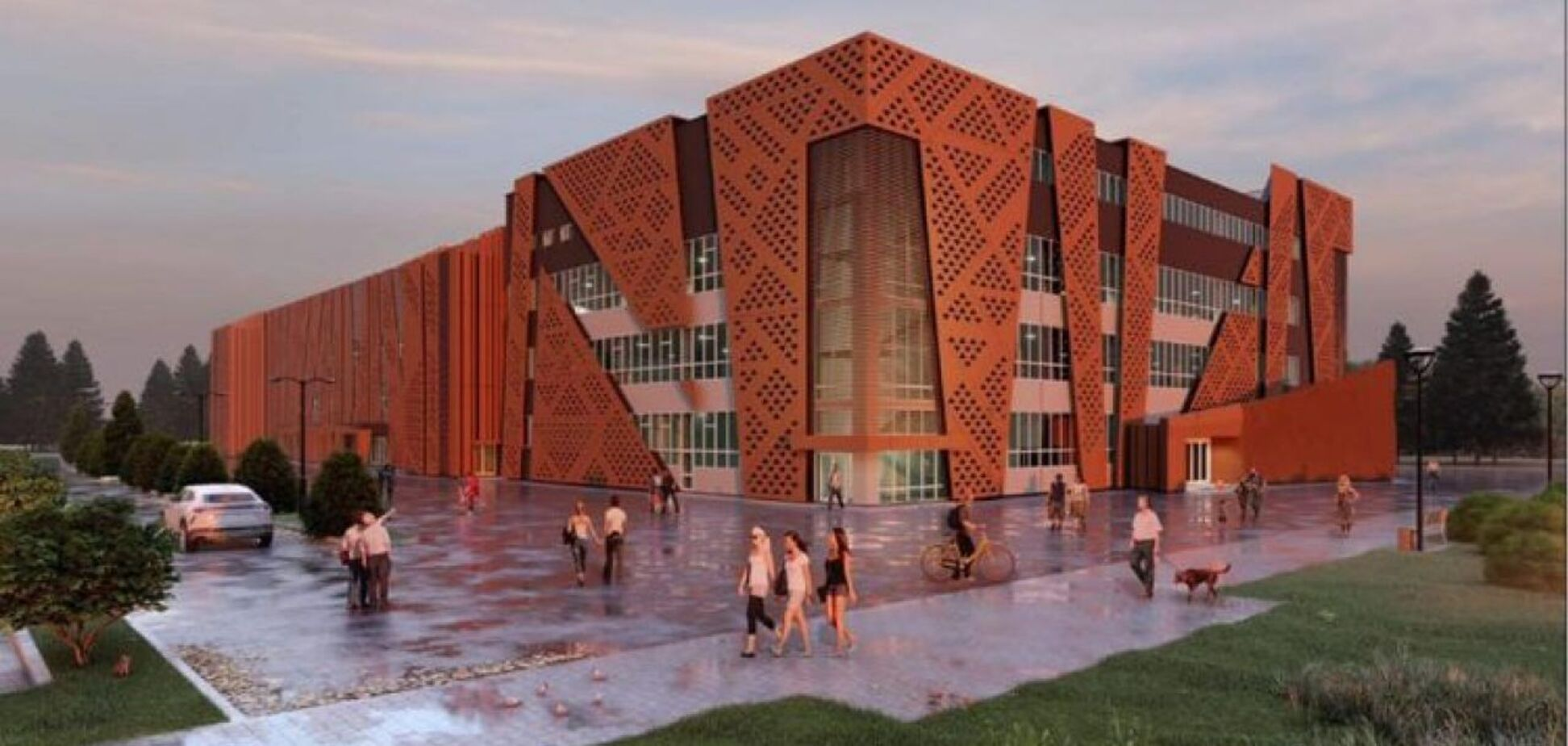 У Хмельницькому відкриють Палац спорту за 300 млн грн