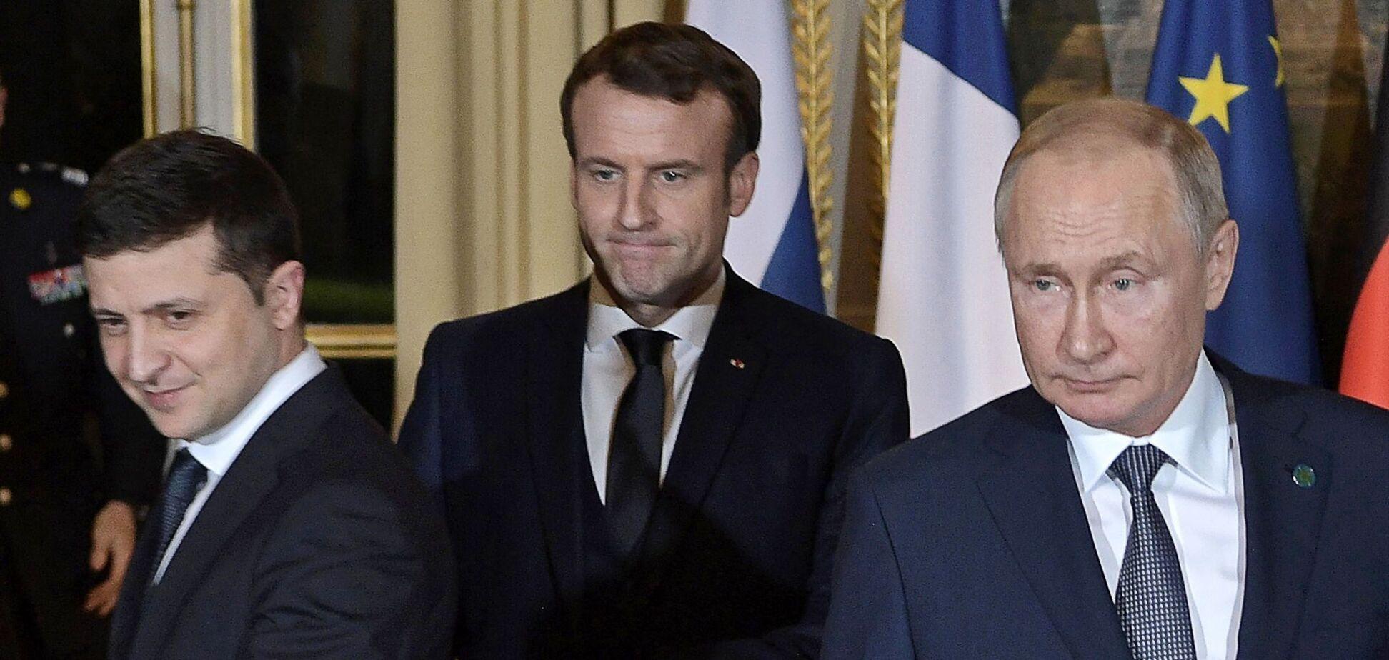 Последняя встреча в Нормандском формате прошла в декабре 2019 года