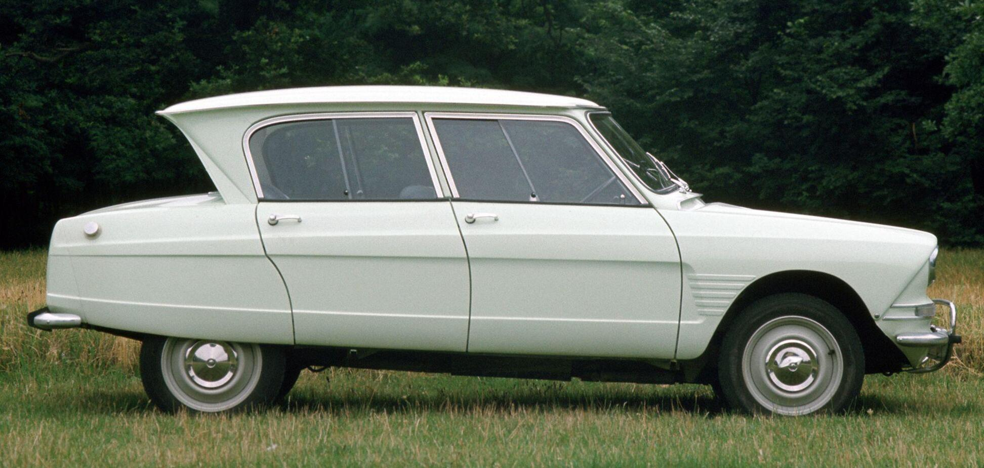 Citroen отметил 60-летие модели Ami