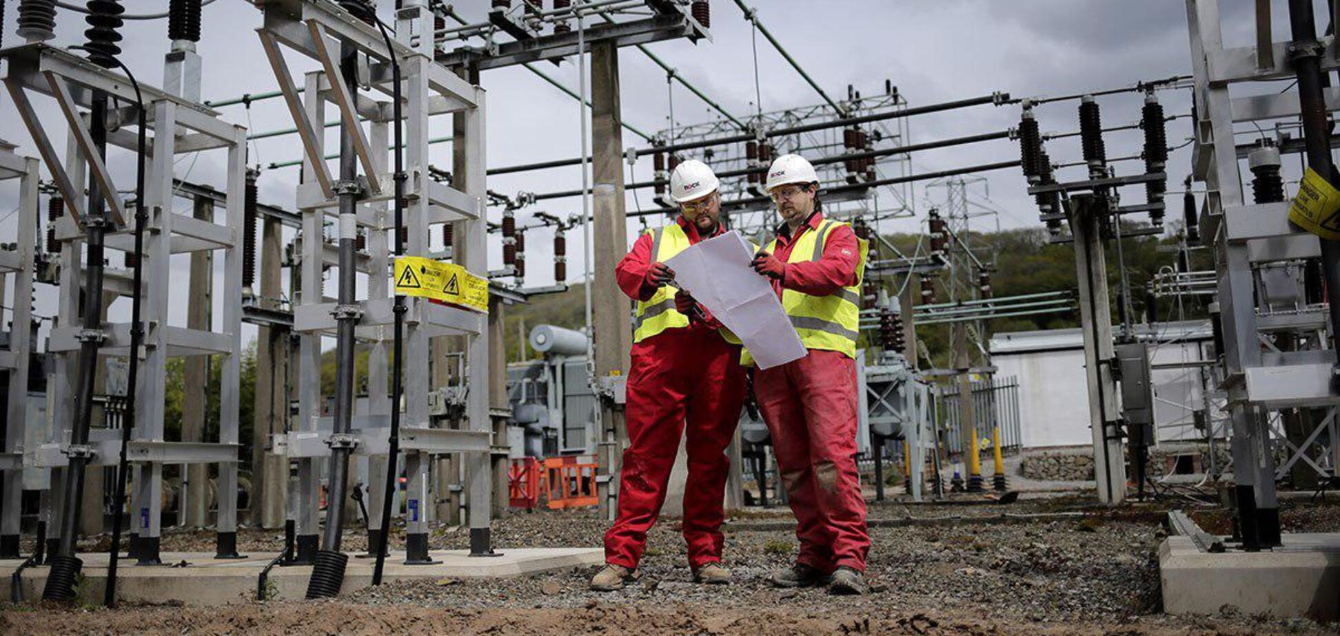 Енергетична галузь України