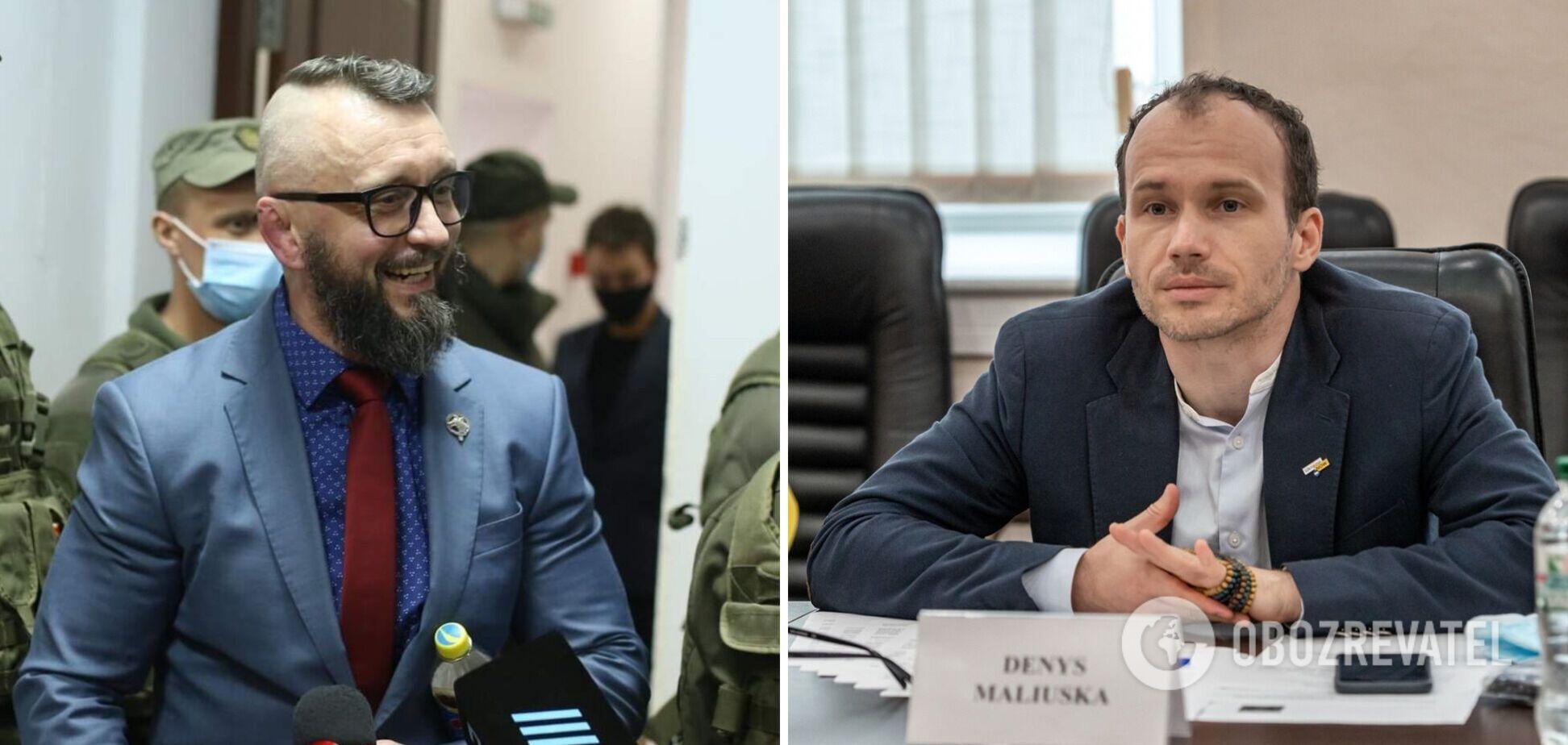 Антоненко могут выплатить компенсацию за длительное пребывание в СИЗО, – Малюська