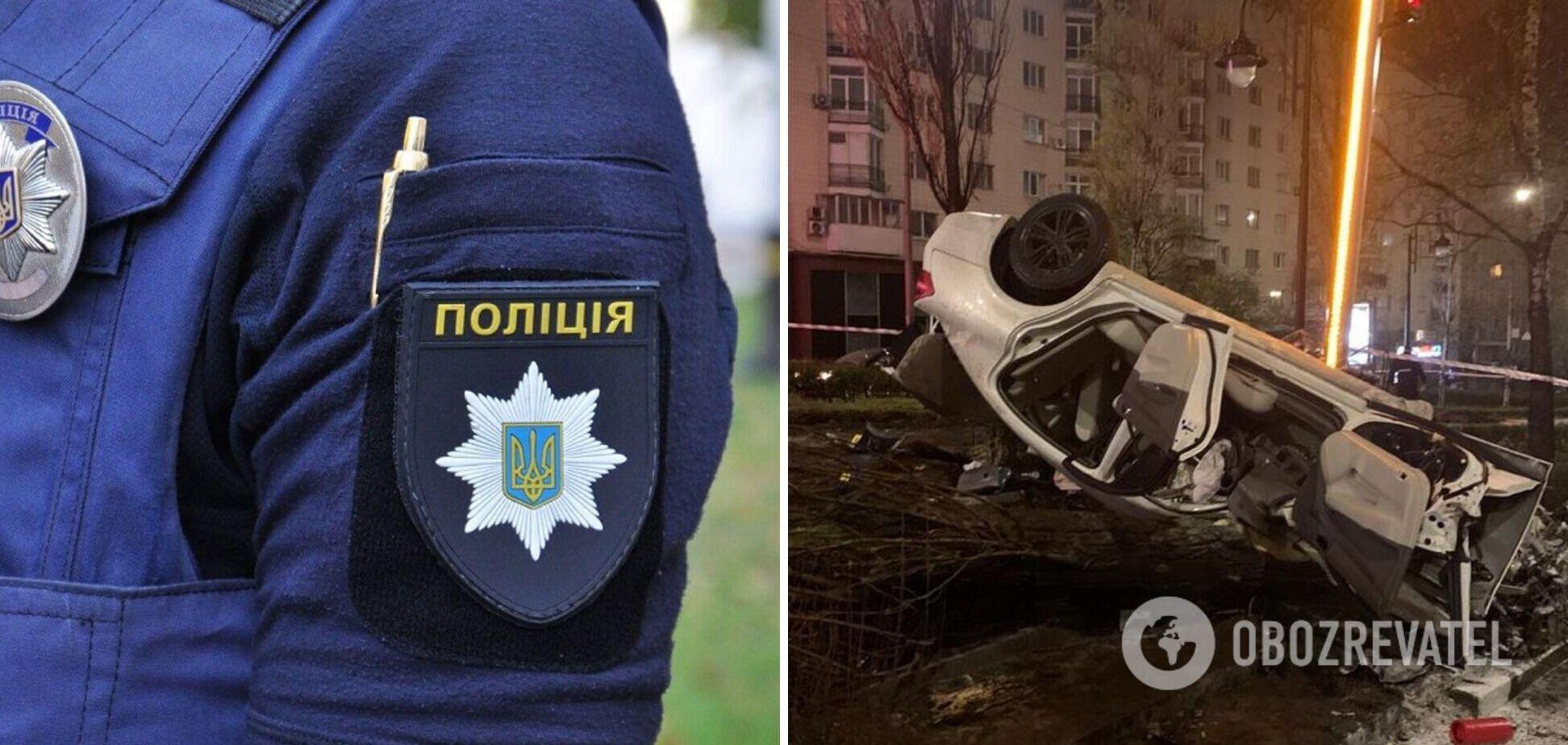 Стали известны имена водителя и жертвы пьяного ДТП в Киеве