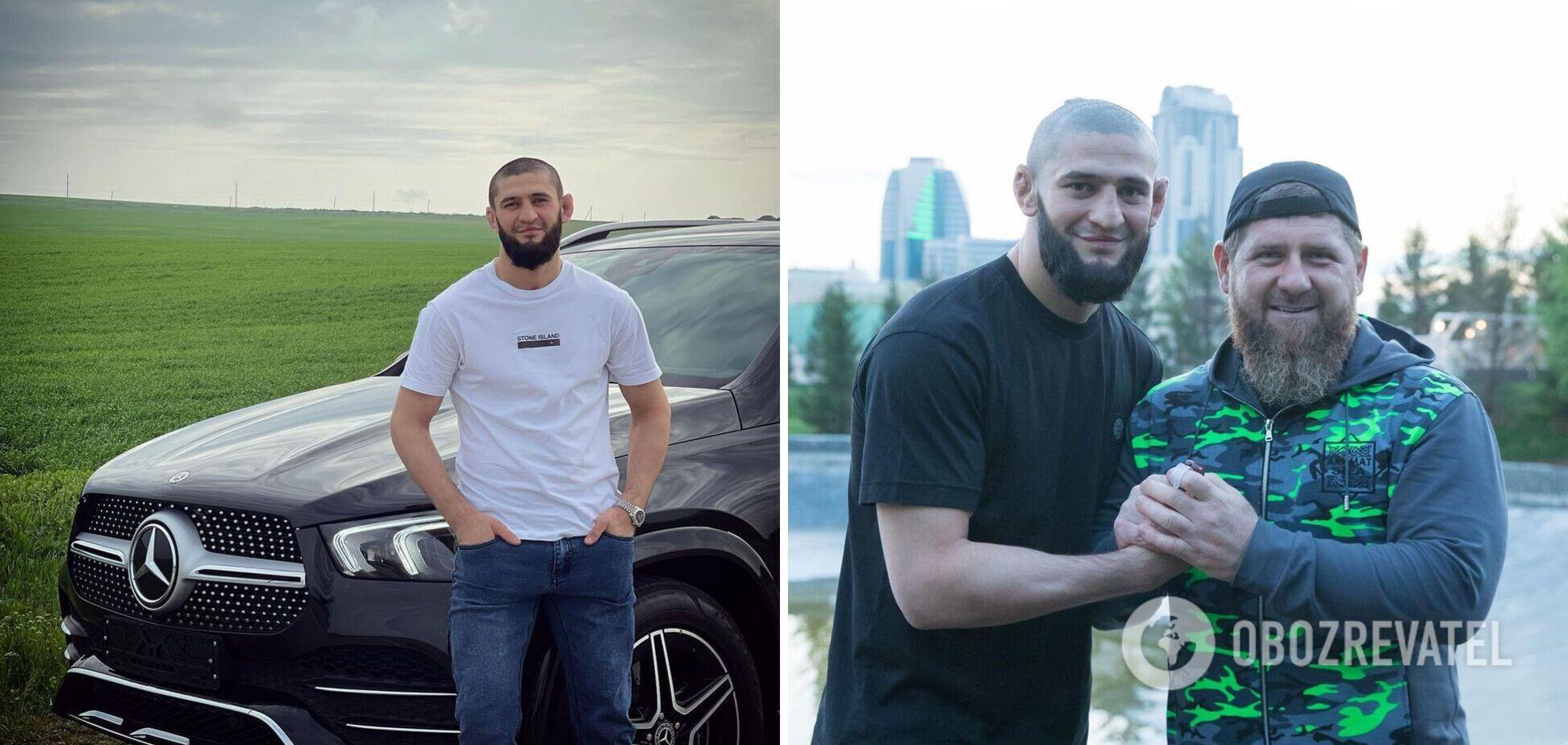 Хамзат Чимаєв