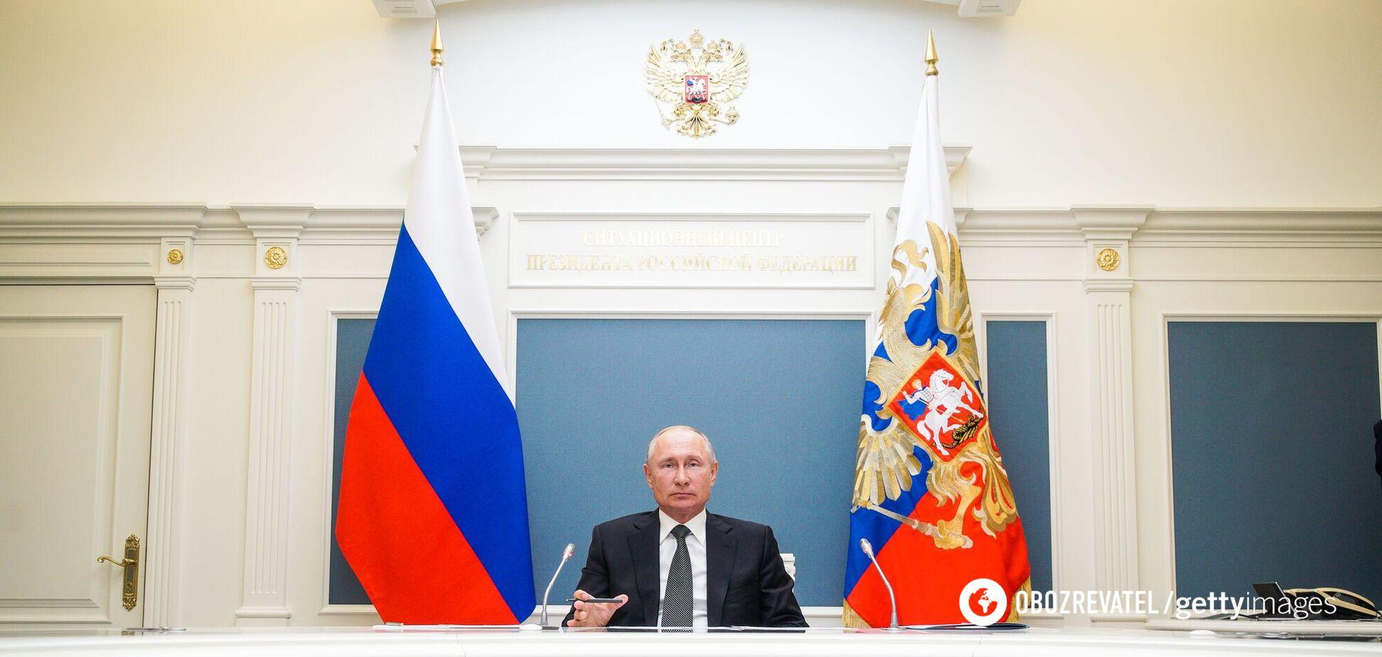 Президент Росії Володимир Путін втрачає вплив у світі, вважають експерти