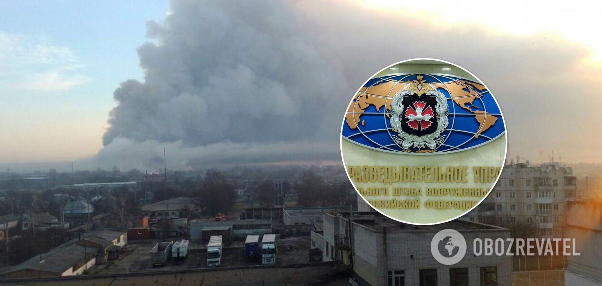 Взрывы на складах боеприпасов в Украине могли устроить спецслужбы РФ – Bellingcat