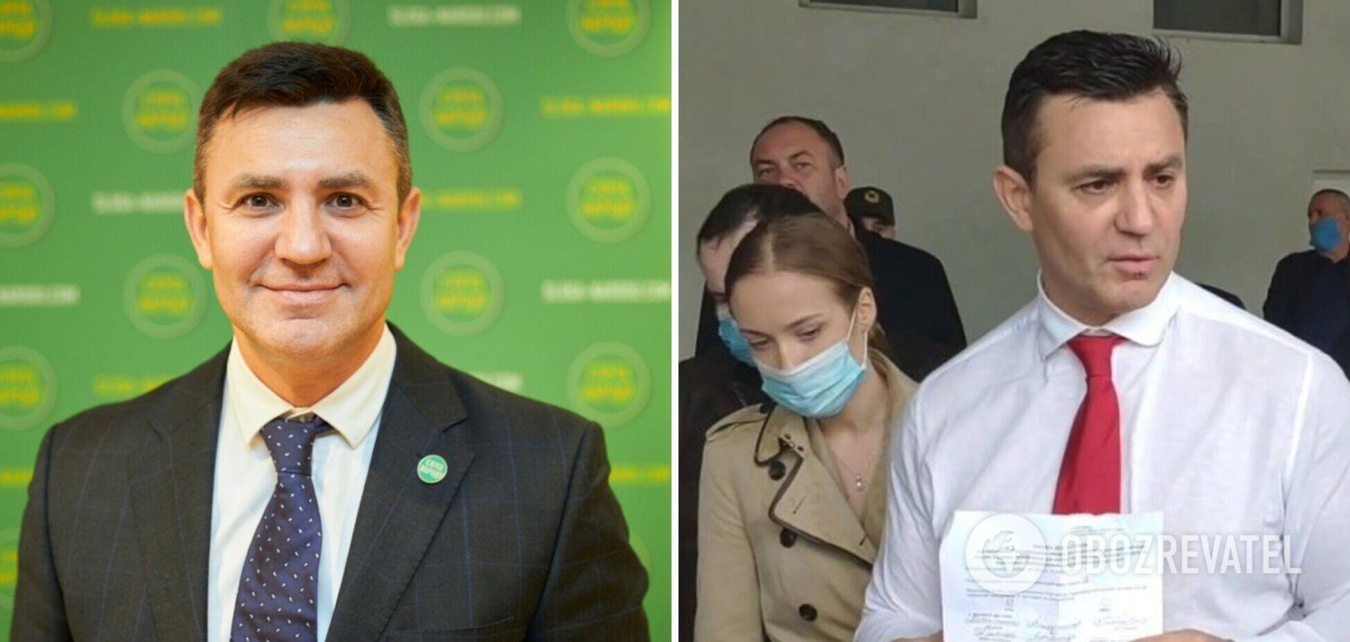 Тищенко оконфузился с таможенниками на Закарпатье: будем рубить руки