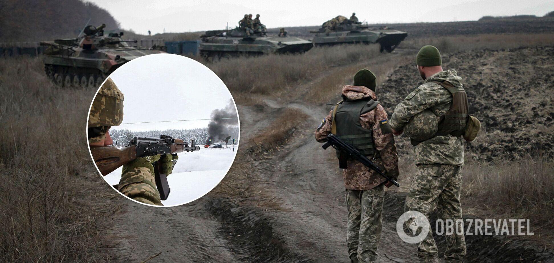 ВСУ ликвидировали на Донбассе 31 врага за апрель