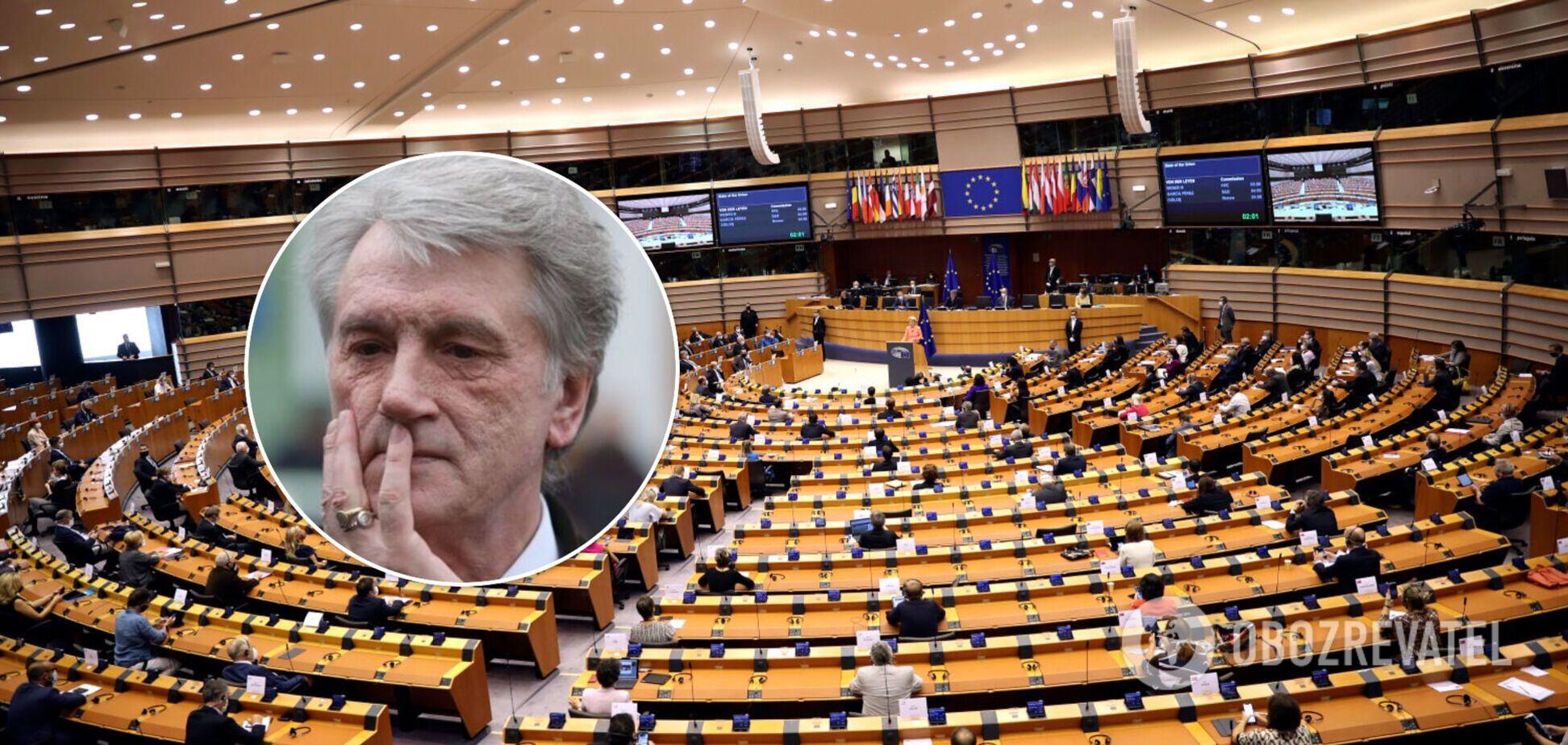 Европарламент признал, что Ющенко отравили россияне: депутат пояснил нюансы