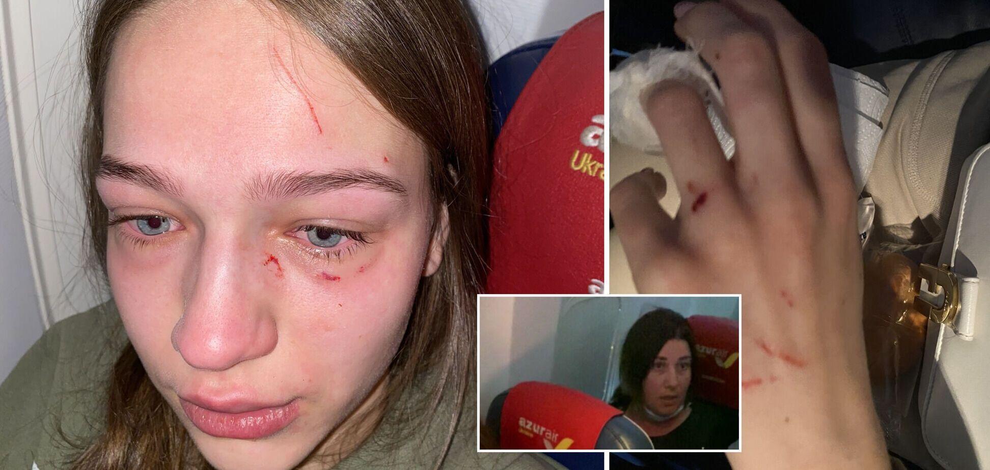 Блогер розповів деталі конфлікту в літаку в Домінікану