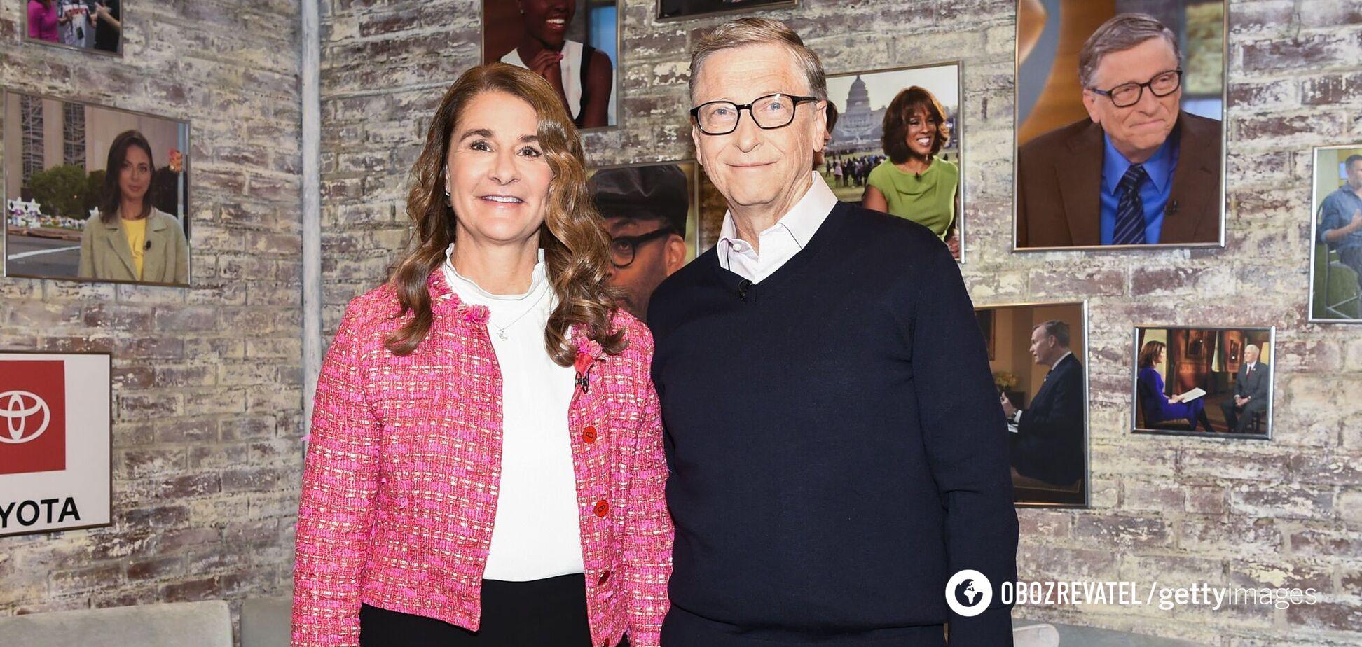 ЗМІ зв'язали розлучення Білла і Мелінди Гейтсів зі спілкуванням бізнесмена з мільярдером-педофілом