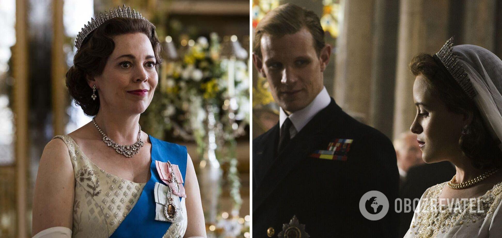 У п'ятому сезоні 'Корони' покажуть знамените інтерв'ю принцеси Діани