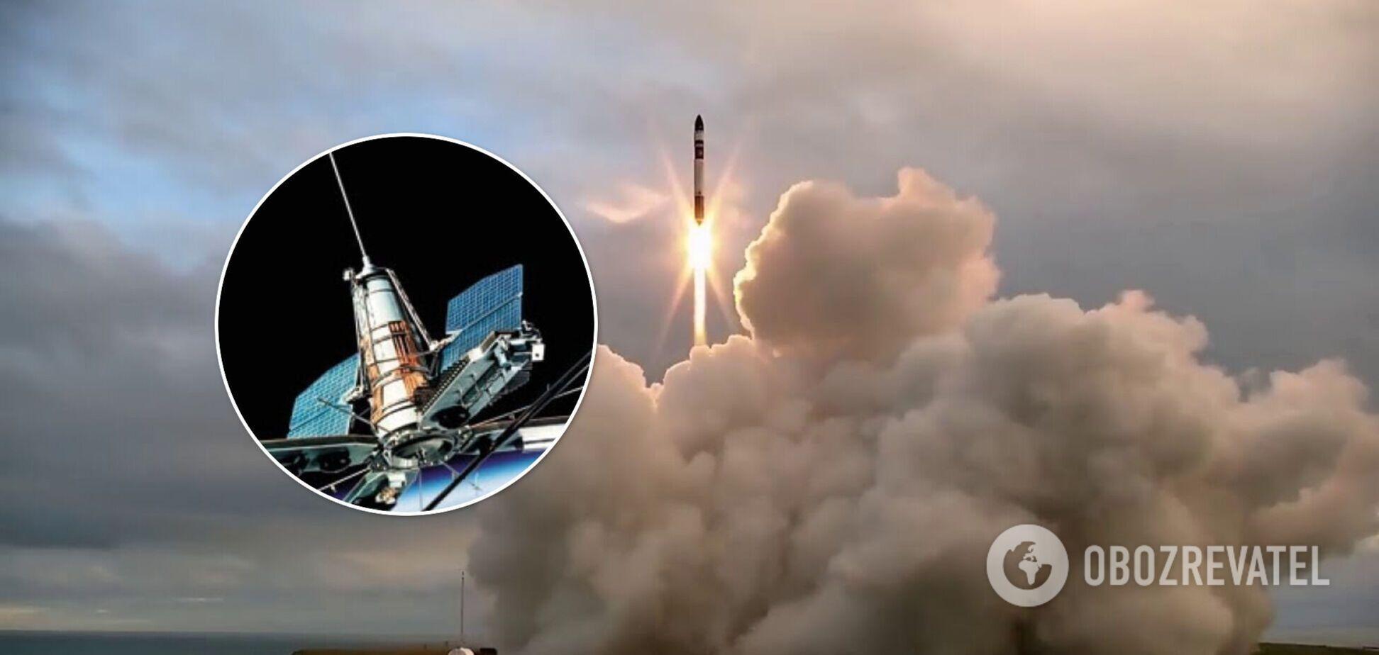 В Украине хотят построить свой космодром и запустить спутники для обороны