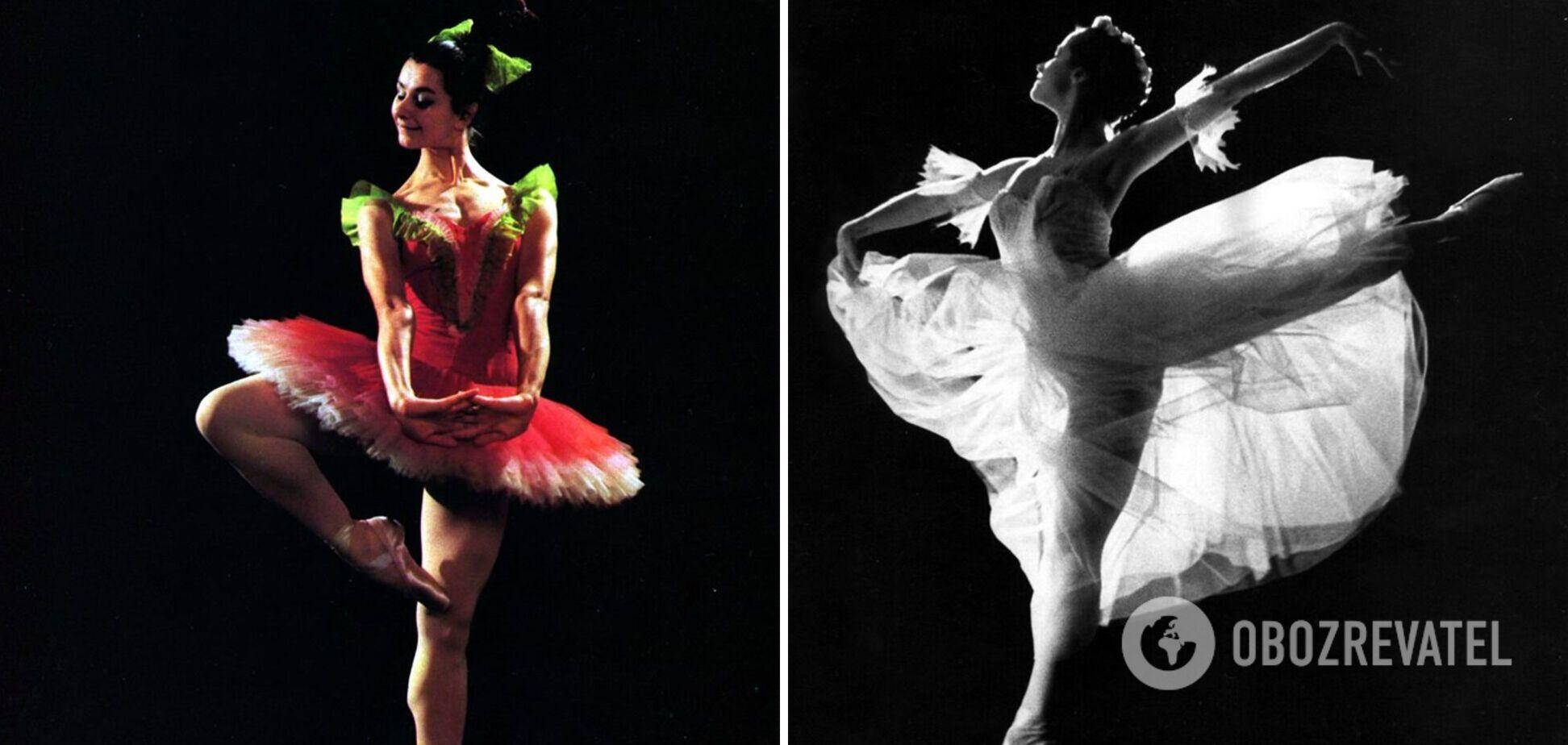 У мережі показали, як виглядали українські балерини у 1970-х роках. Фото