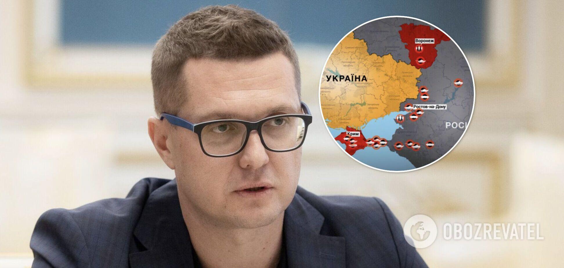 Росія може вторгнутися в Україну на п'яти напрямках, – Баканов