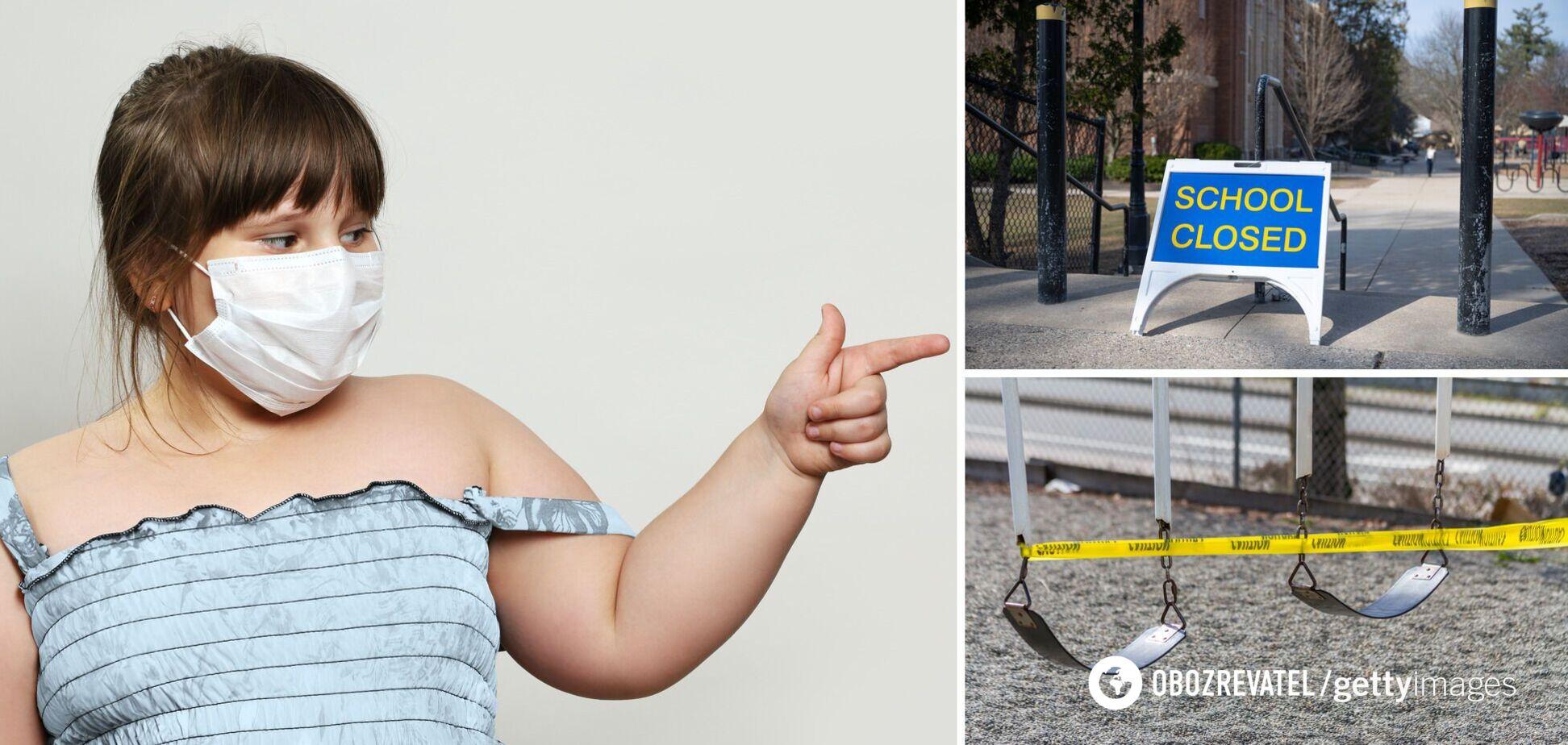 В ВОЗ заявили об опасных последствиях карантина из-за COVID-19 для детей
