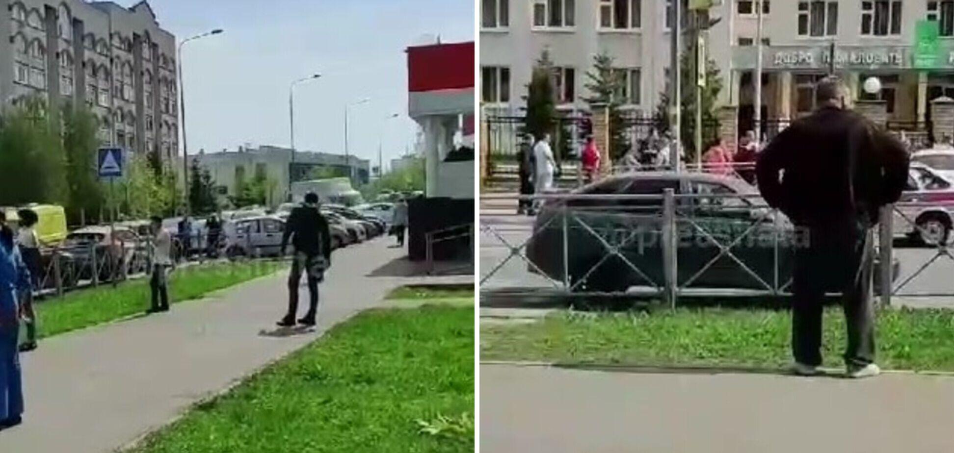 Расстрел в Казани: важная информация для тех, у кого дети учатся в школе