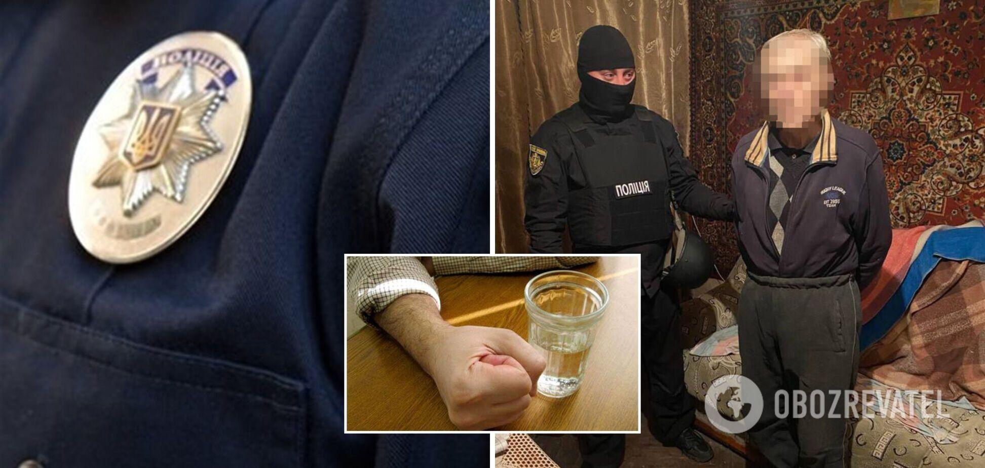 У Львові чоловік вбив знайомого і намагався його спалити. Фото 18+