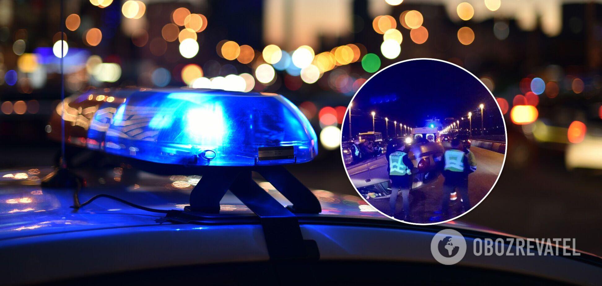 Драгер показав 3,4 проміле алкоголю в крові у водія