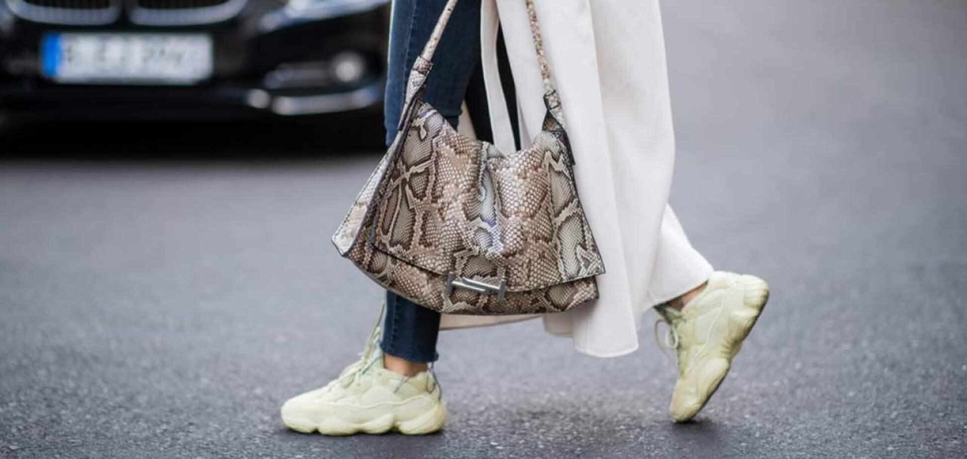 Модне спортивне взуття весни-літа 2021