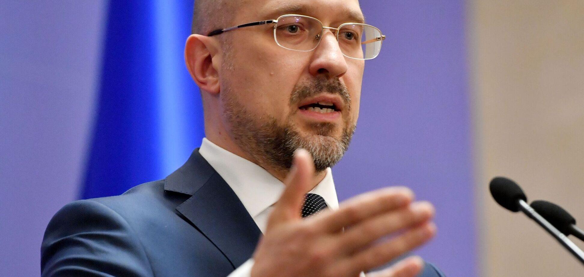 Шмыгаль сказал, какие бонусы даст COVID-сертификат в Украине