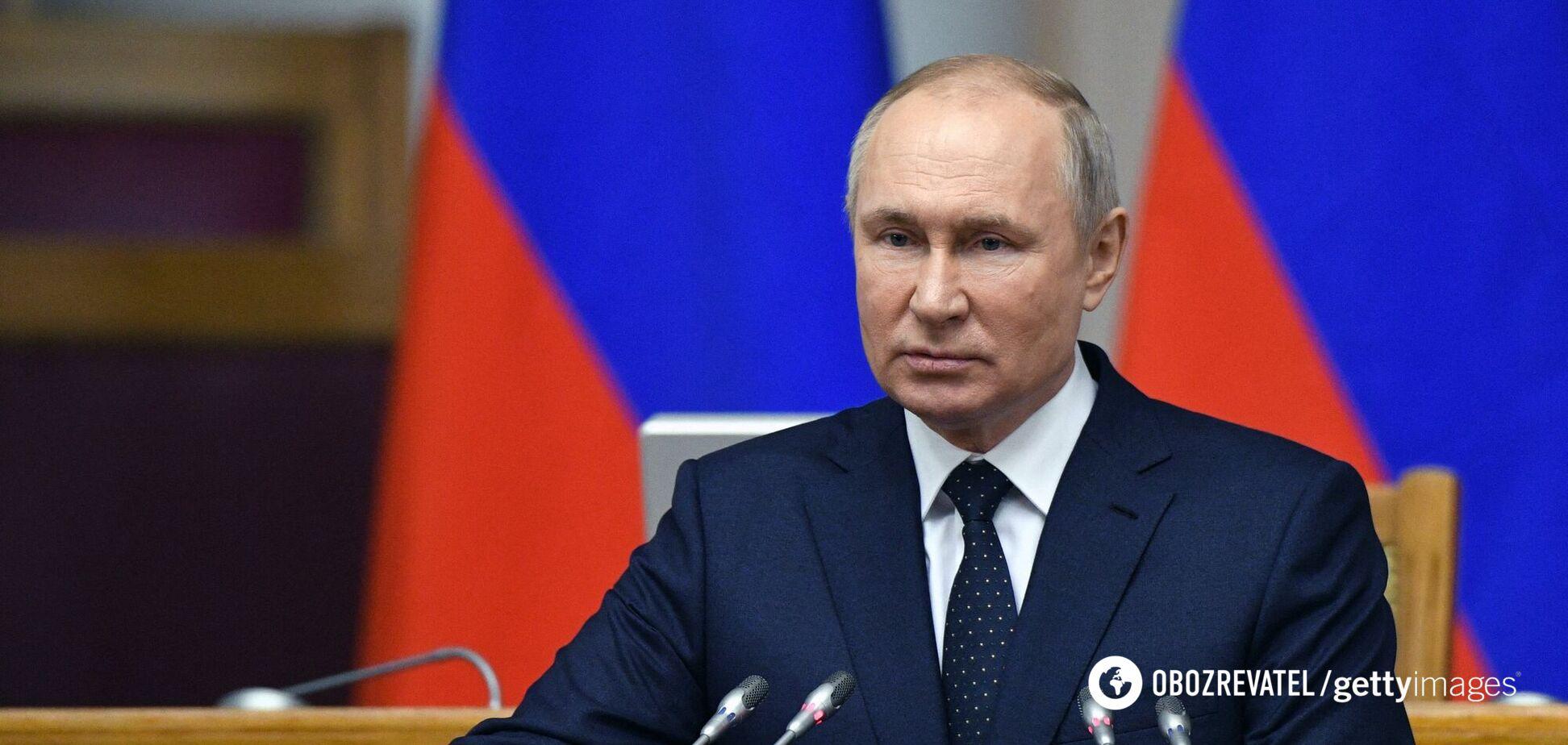 Путін вніс до Держдуми законопроєкт про вихід із Договору щодо відкритого неба