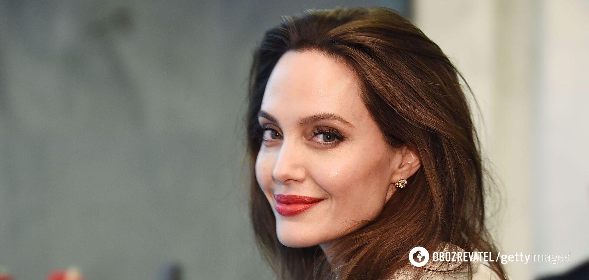 Джоли призналась, почему ни с кем не встречается