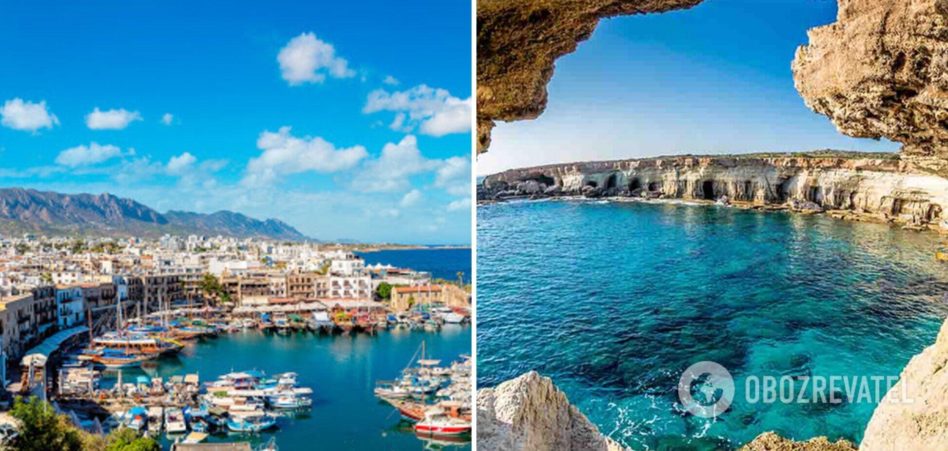 Українка розповіла про особливості в'їзду для туристів на Кіпр