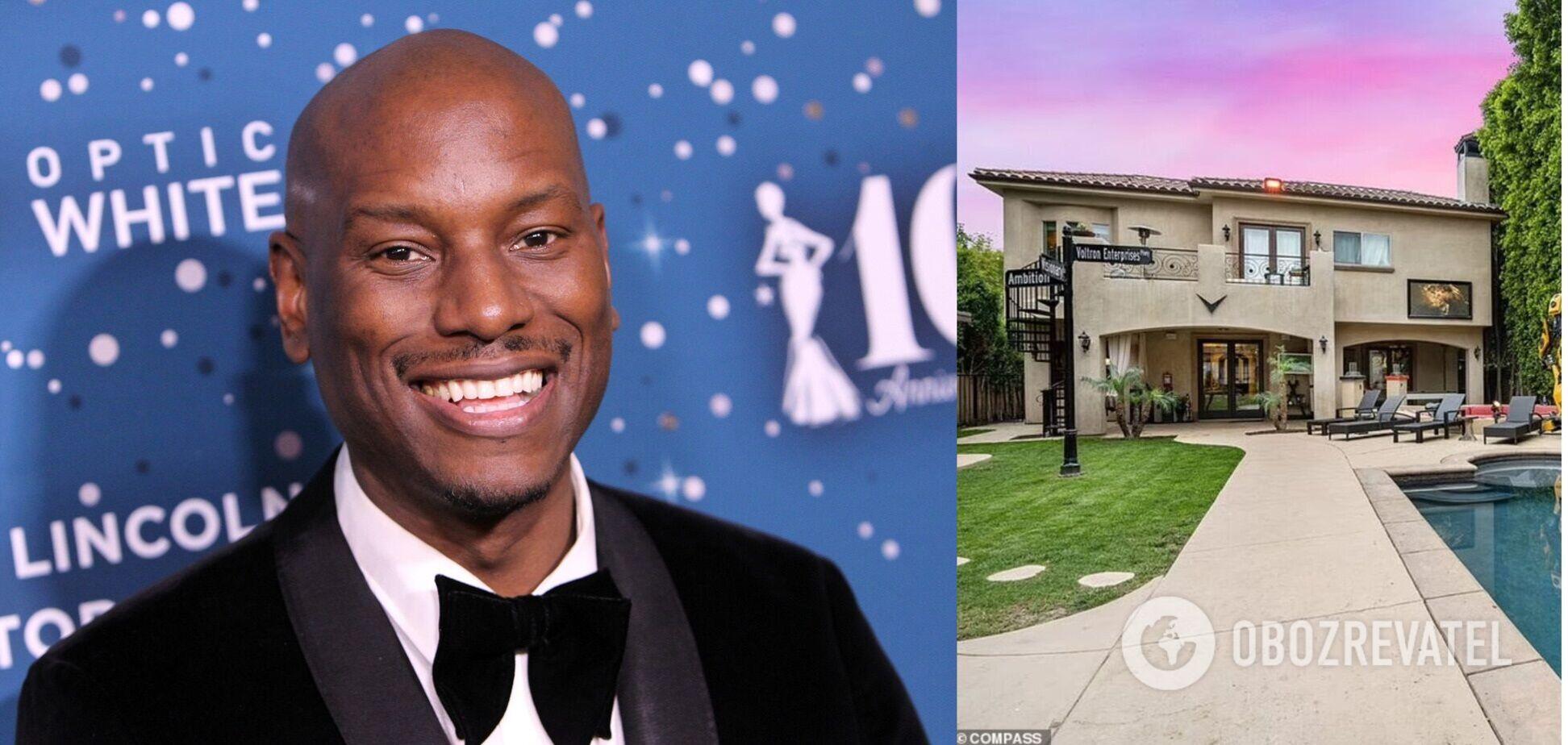 Зірка «Трансформерів» виставив на продаж свій будинок в Лос-Анджелесі
