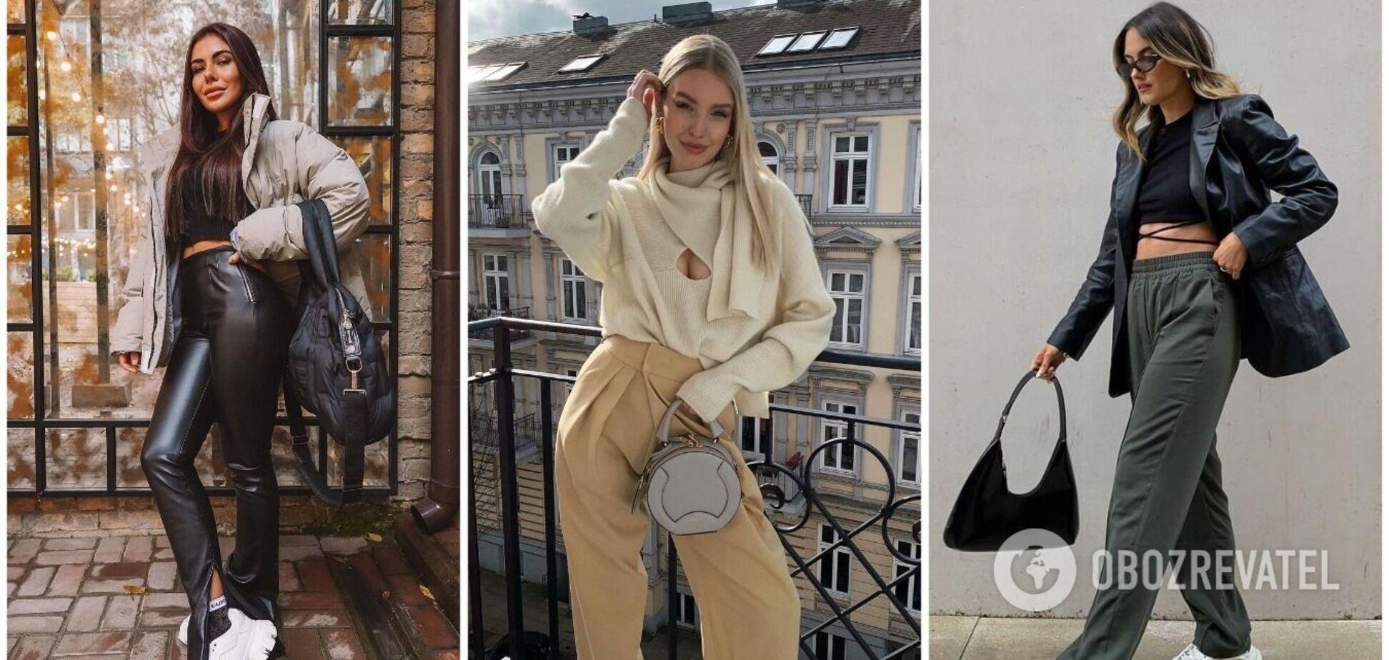 В моду вернулись брюки из 80-х: самые стильные модели. Фото