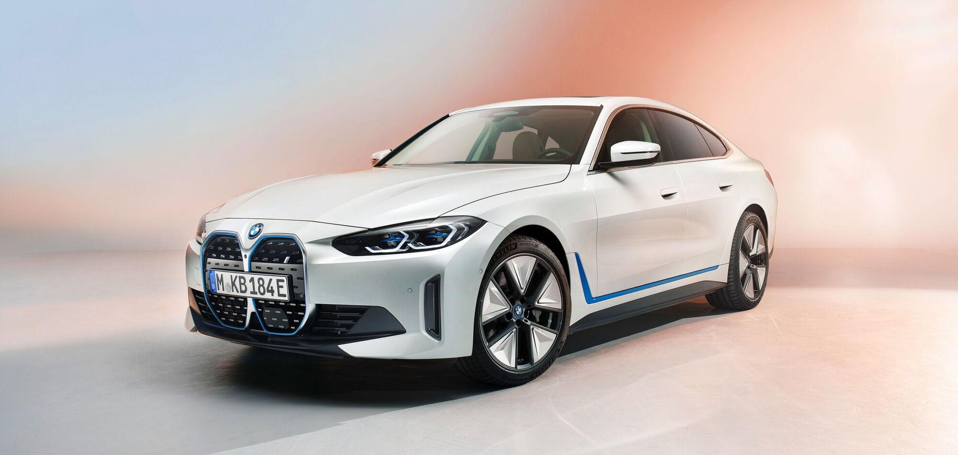 Автор музики до 'Короля лева' та Call of Duty 'озвучить' BMW i4 М