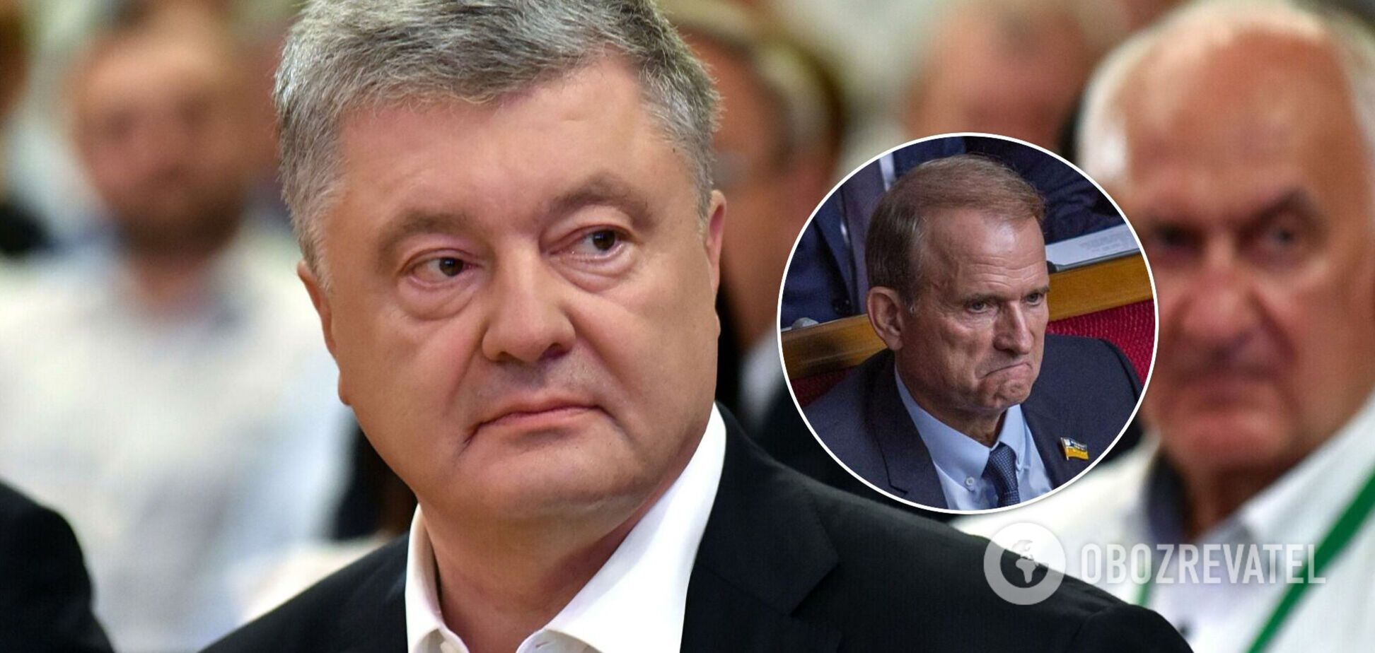 Ар'єв: справу про держзраду Медведчука почали ще за Порошенка
