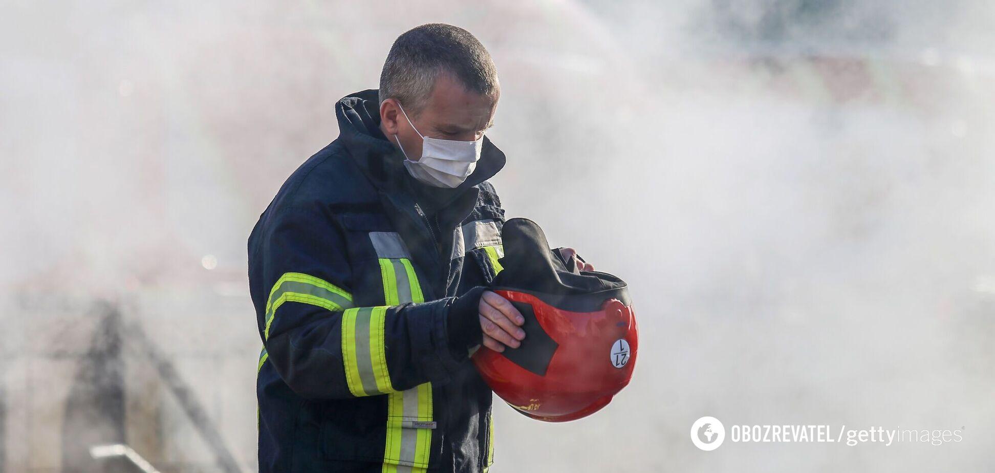 Причину виникнення пожежі поки не встановили