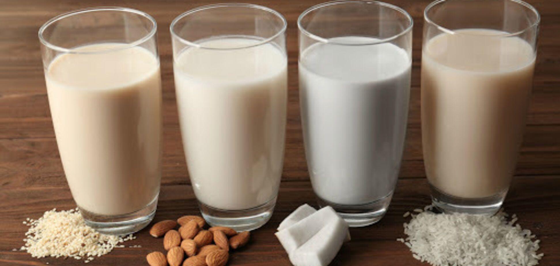 Чи може рослинне молоко замінити коров'яче?