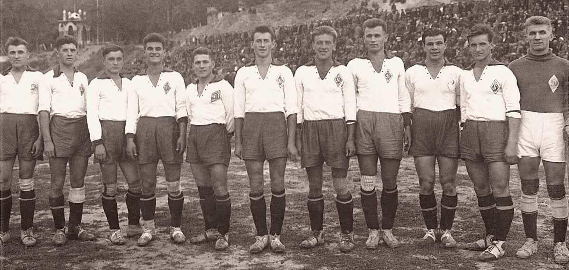 94 года 'Динамо': кто был в первом составе киевлян